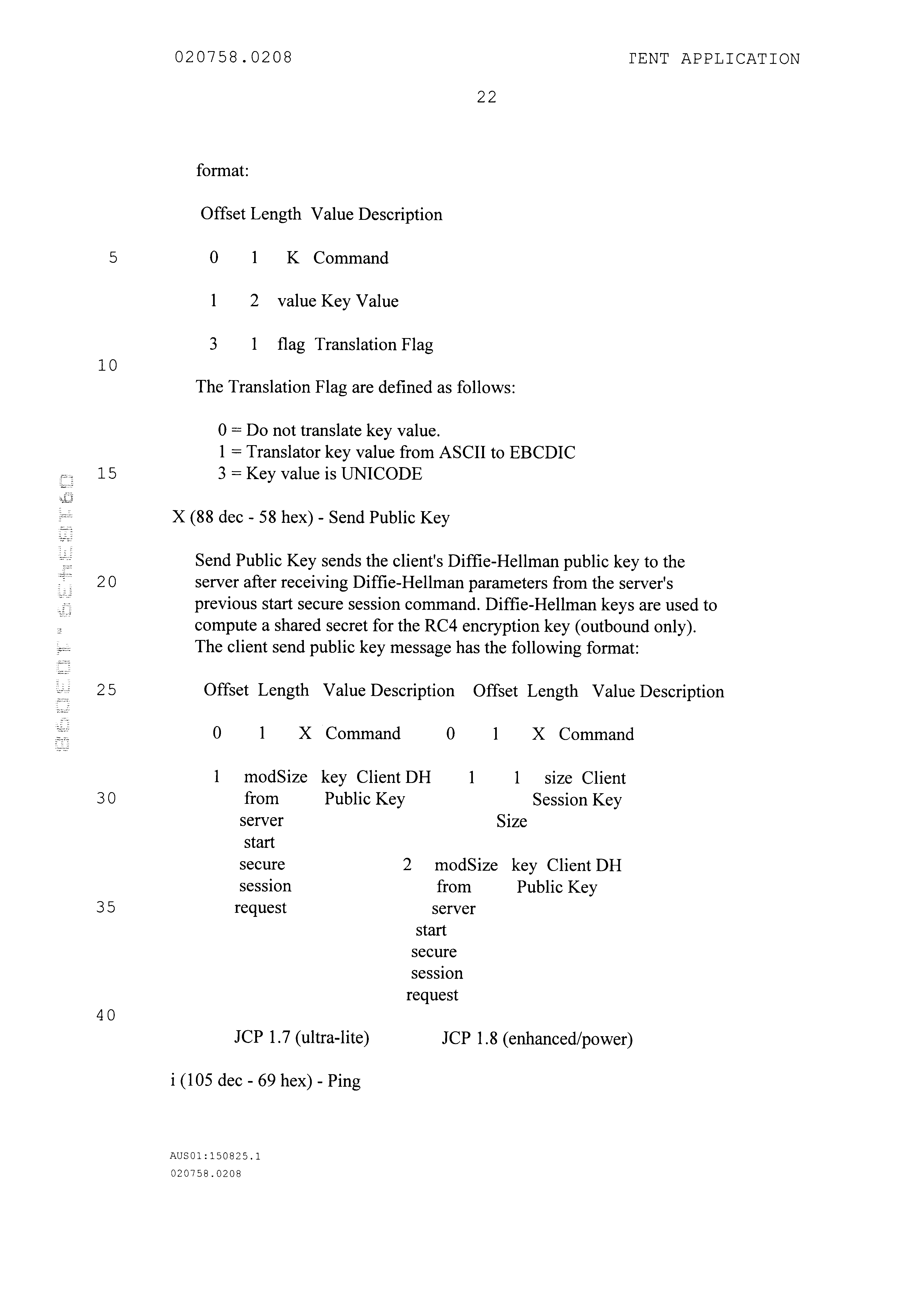 Figure US06205415-20010320-P00006