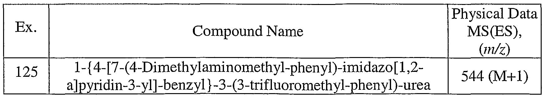 WO2006091671A1 - Imidazo (1, 2-a) pyridine compounds as vegf-r2