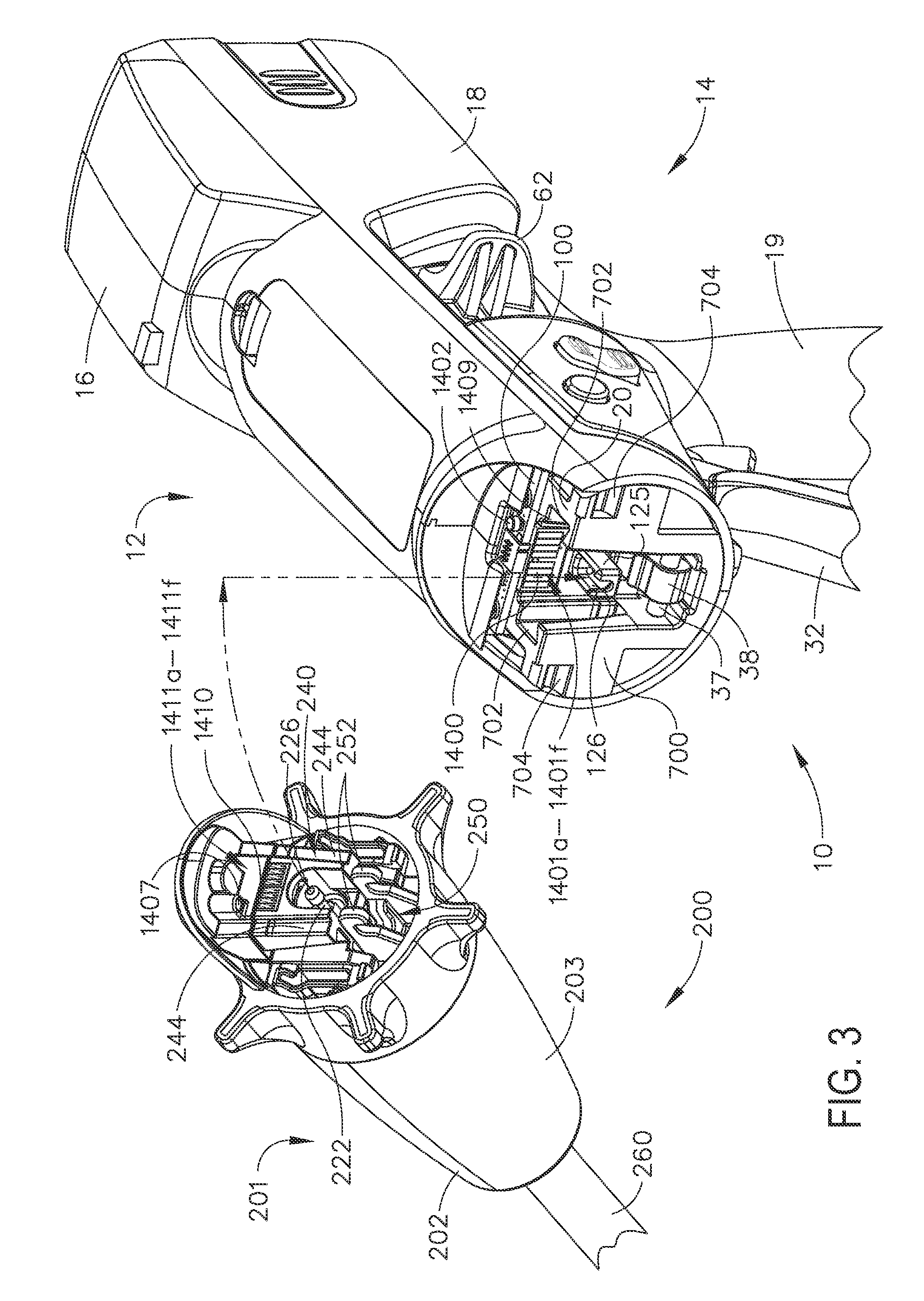 Us9895148b2 Monitoring Speed Control And Precision Incrementing Of 12 Volt Latching Relay Diagram Likewise Starter Kill Motor For Powered Surgical Instruments Google Patents