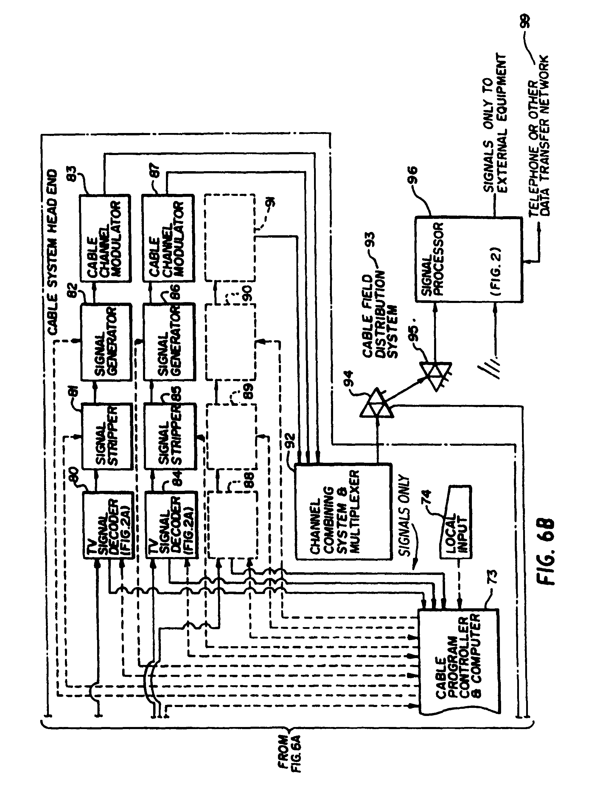 Us7793332b1 Signal Processing Apparatus And Methods Google Patents Wiring Gt Tools For Testers Circuit Tester Hopkins