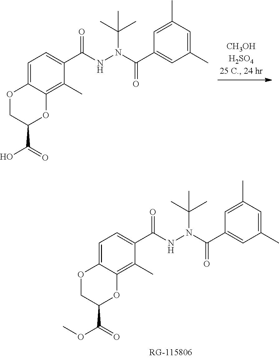 us20150005256a1 diacylhydrazine ligands for modulating the rh google com
