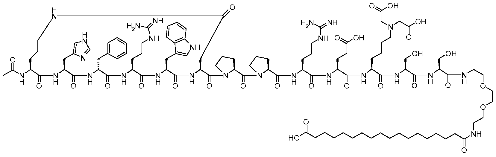 WO2011104378A1 - Peptides for treatment of obesity - Google Patents