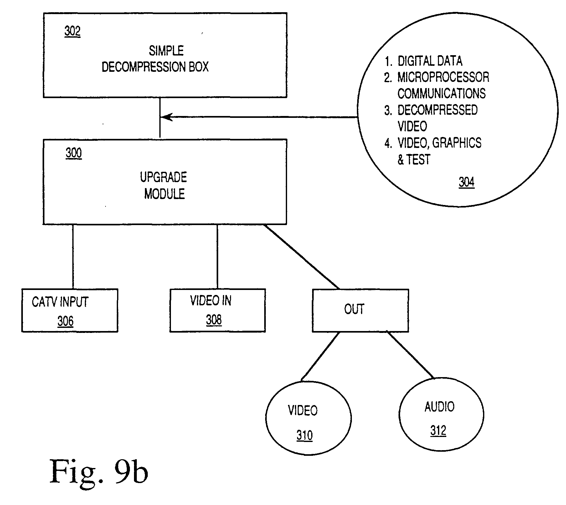 EP0849948B1 - Remote control for cable television delivery