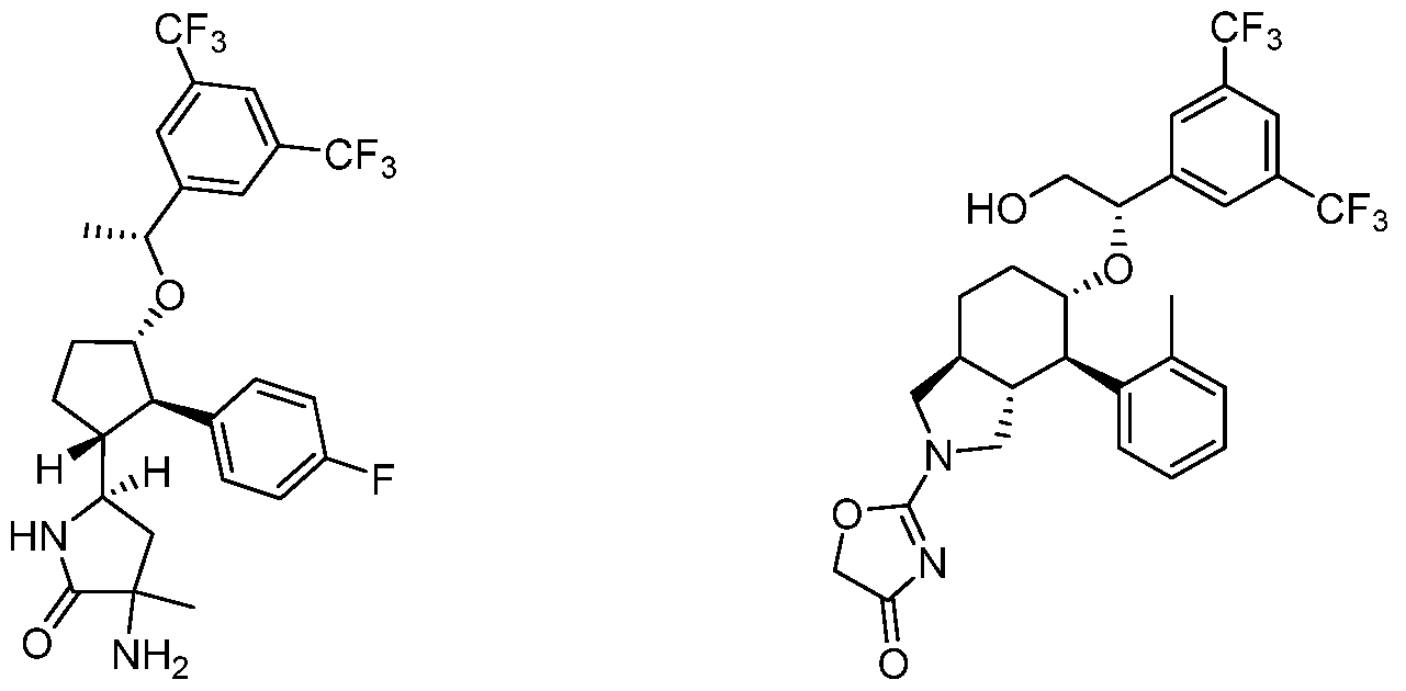 WO2018136554A1 - Use of neurokinin-1 antagonists as antitussives