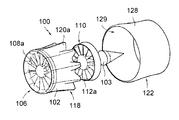US20100314885A1 - Shrouded wind turbine with rim generator