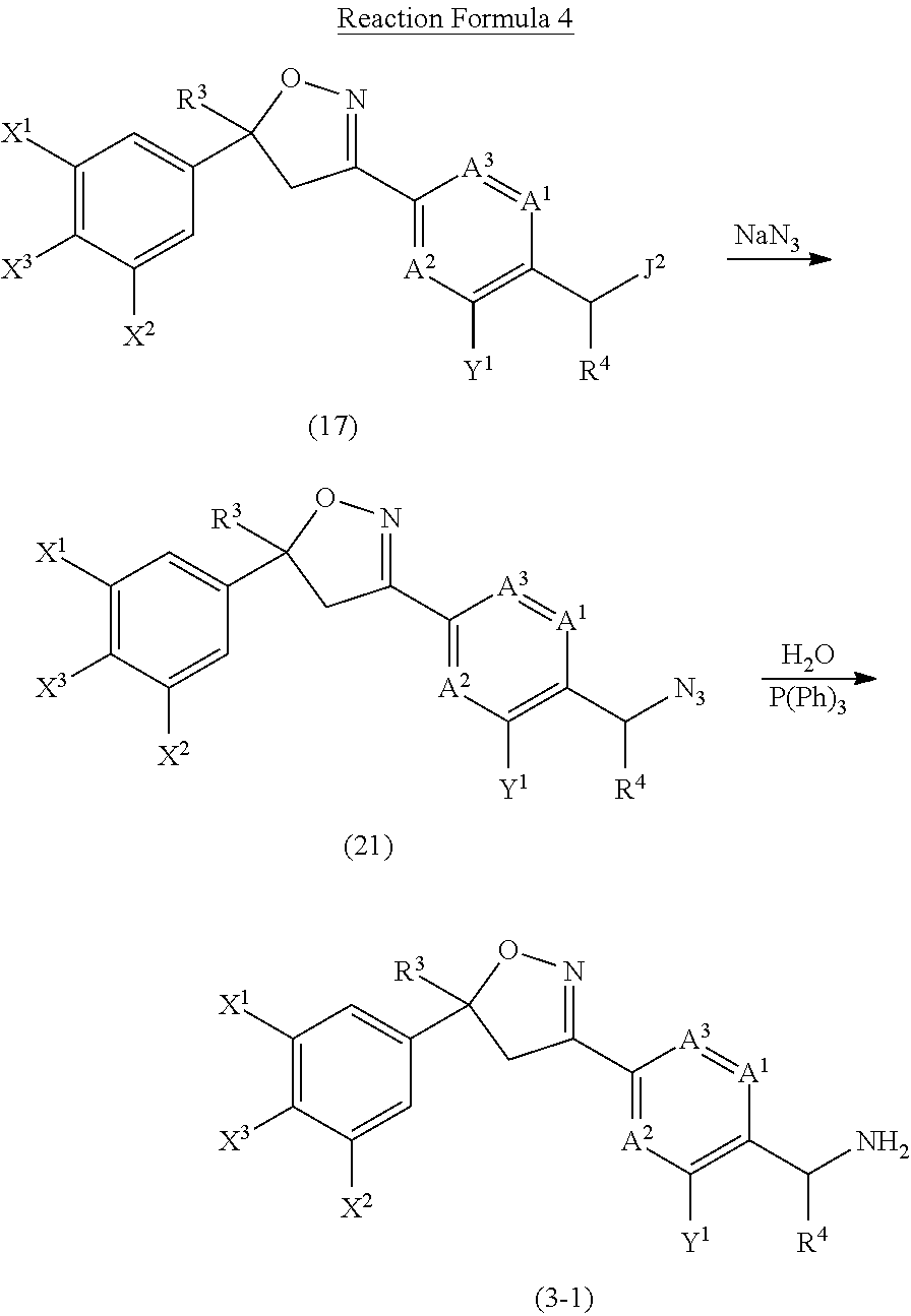 US20110009438A1 - Substituted isoxazoline compound and pest control