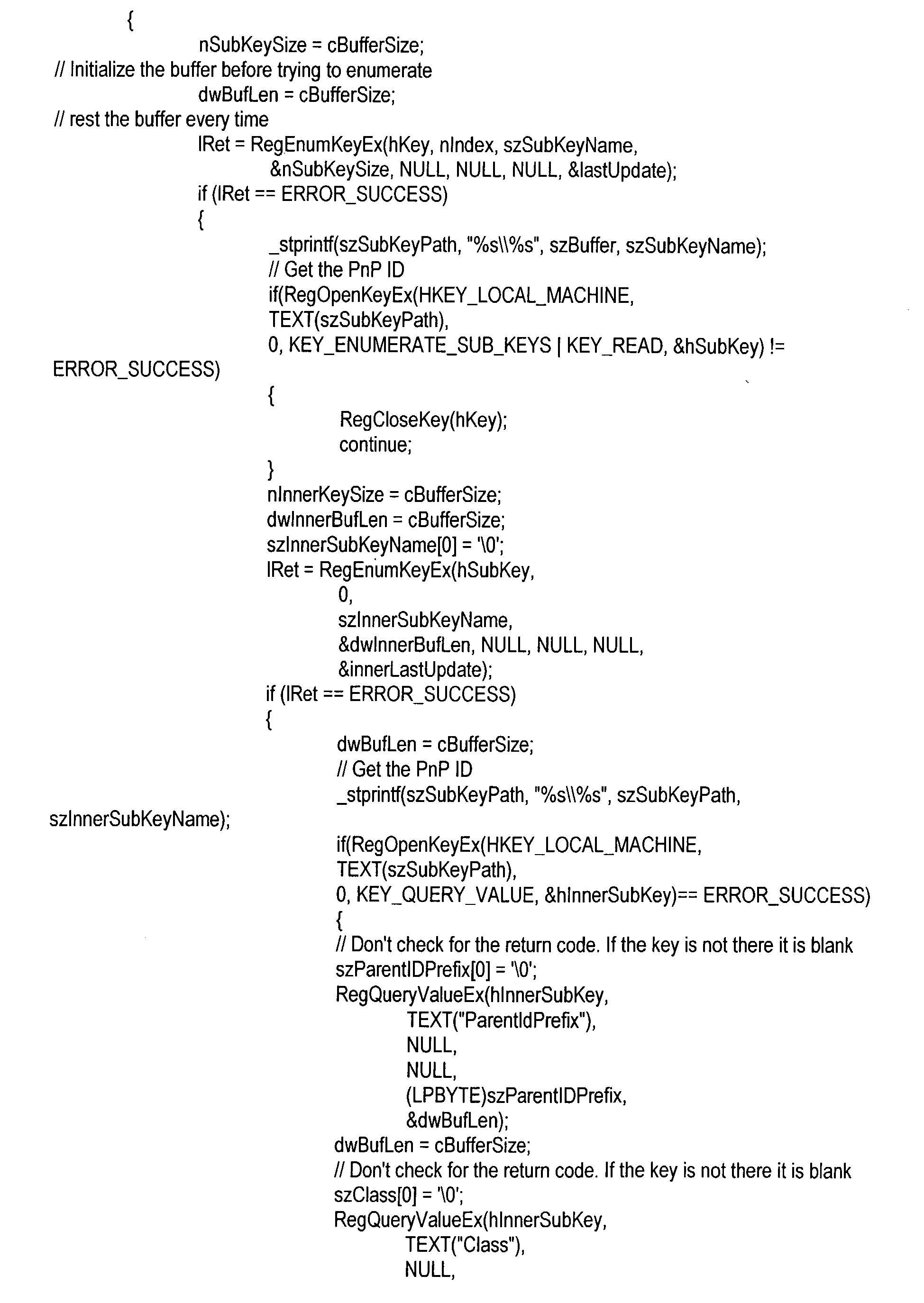 US20040030810A1 - Method and apparatus for detecting printer