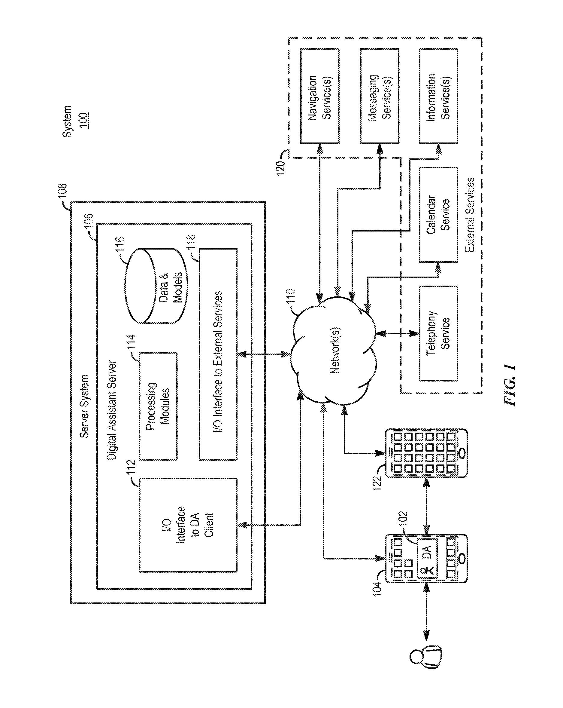 yamaha wiring diagram bose 901 to powered mixer us9886953b2 virtual assistant activation google patents  us9886953b2 virtual assistant