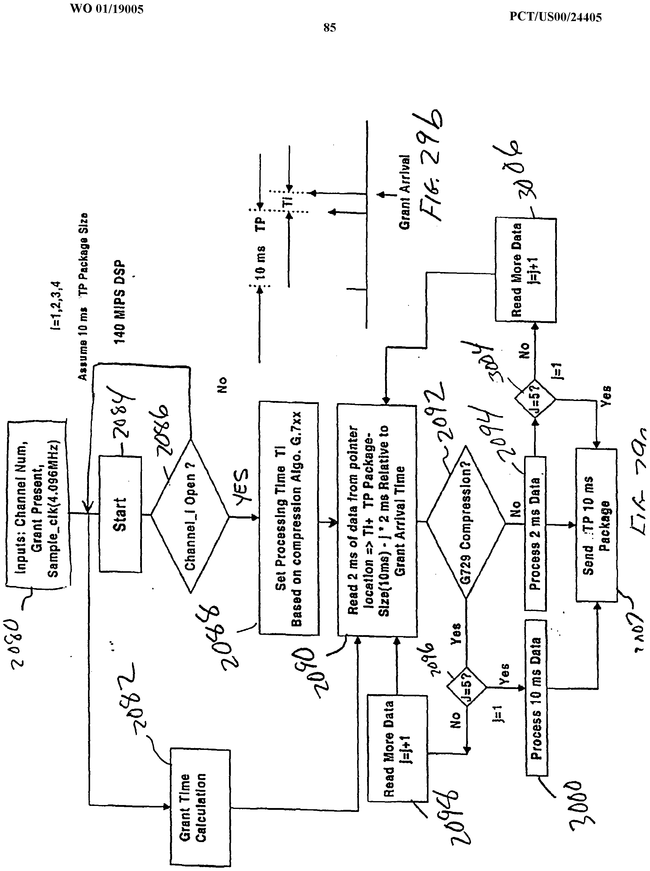 Wo2001019005a1 System And Method For The Synchronization Extreme X8 Wiring Diagram Figure Imgf000086 0001