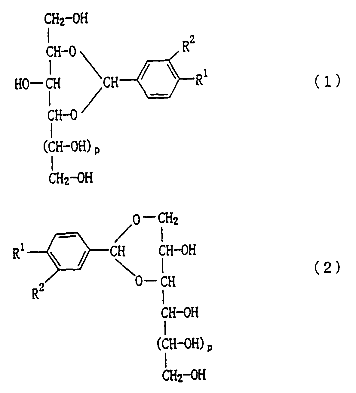 Wherein R 1 And R 2 Are The Same Or Different And Each Represents An Alkyl Group Having  Carbon Atoms An Alkoxyl Group Having  Carbon Atoms