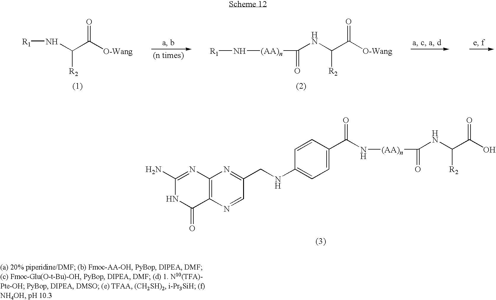 US8105568B2 - Vitamin receptor binding drug delivery