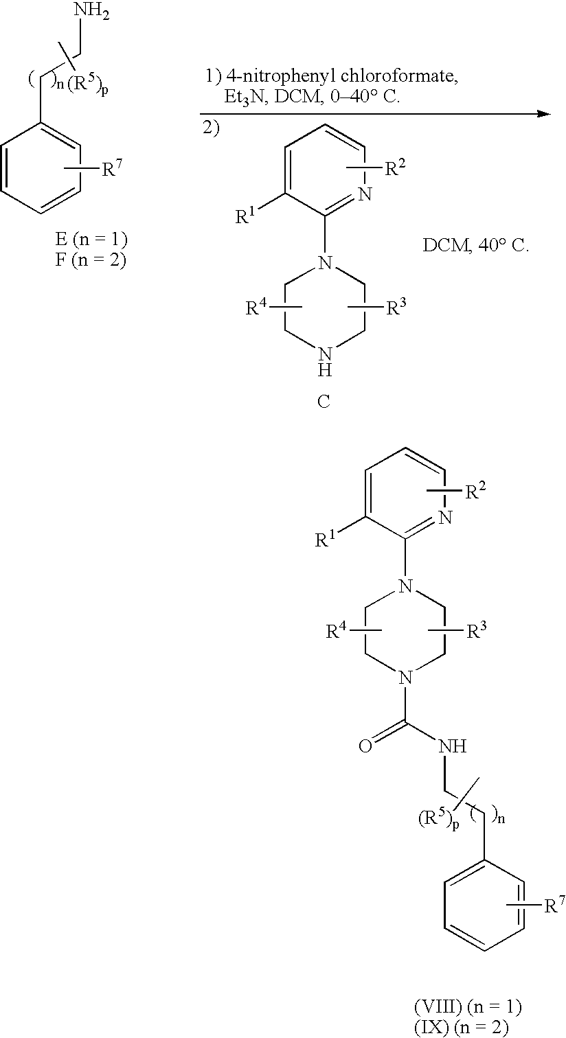 US7256193B2 - Therapeutic agents useful for treating pain