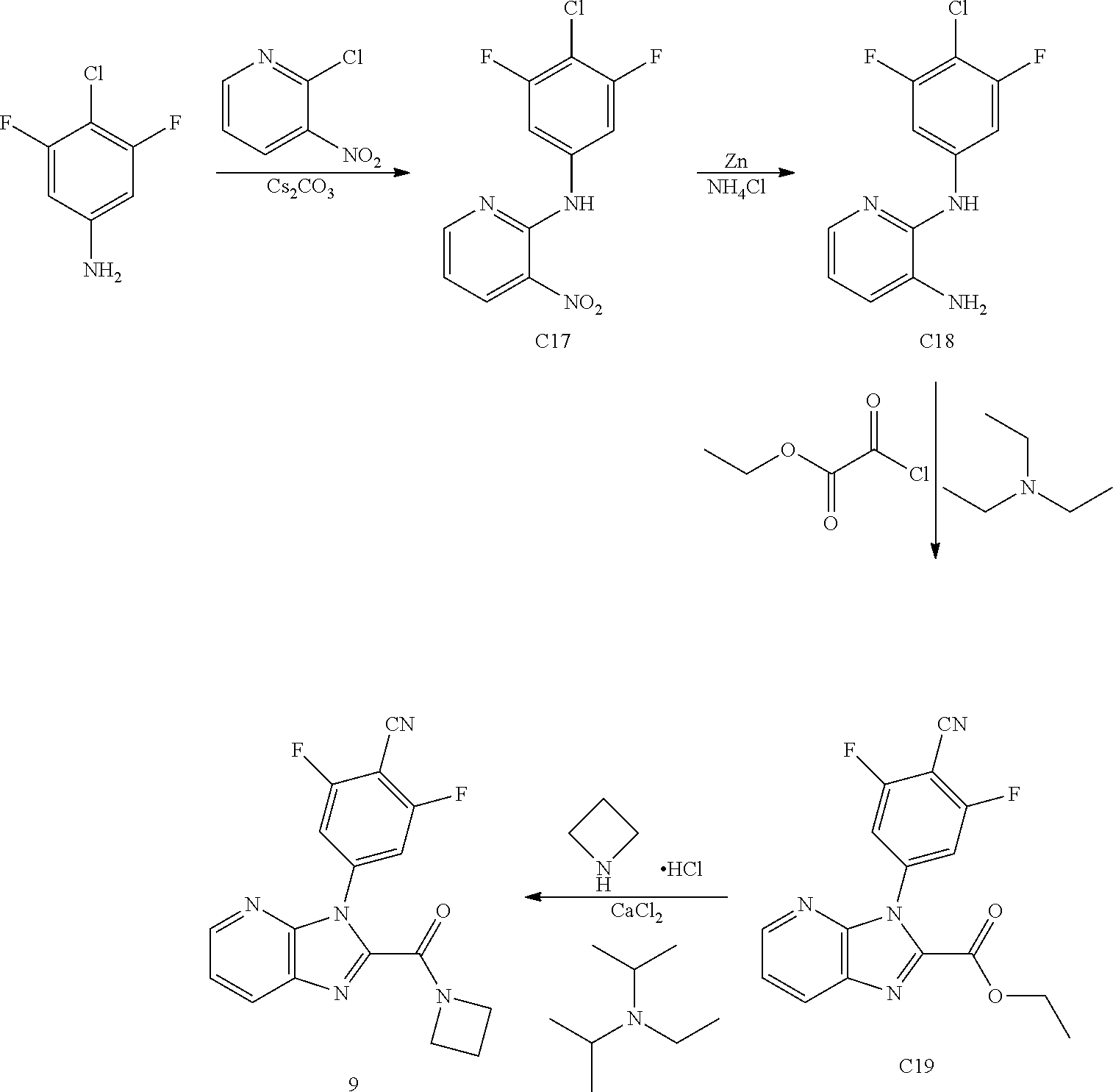 US20140235612A1 - Azabenzimidazole Compounds - Google Patents