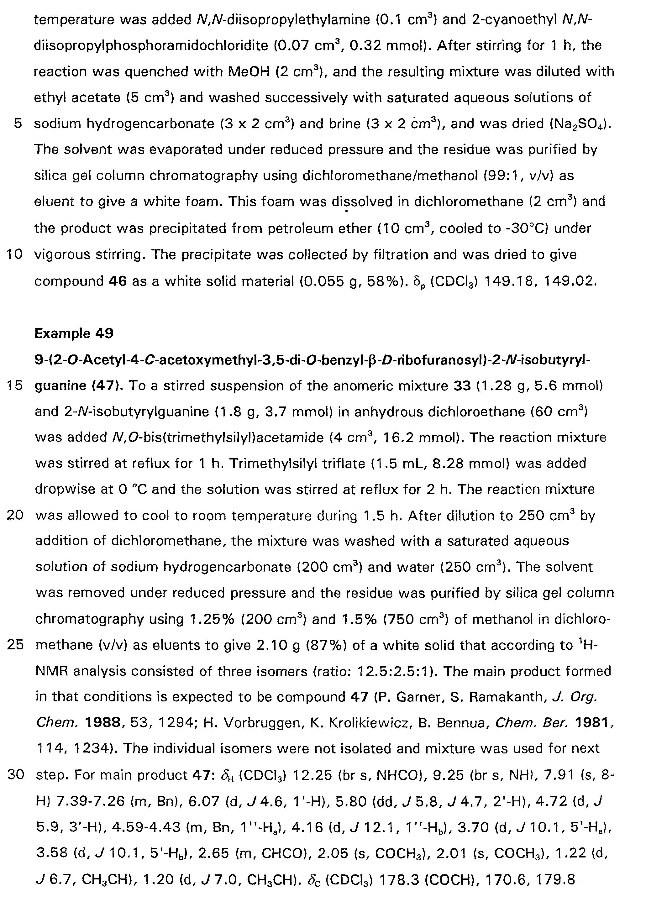 US A1 Oligonucleotide analogues Google Patents