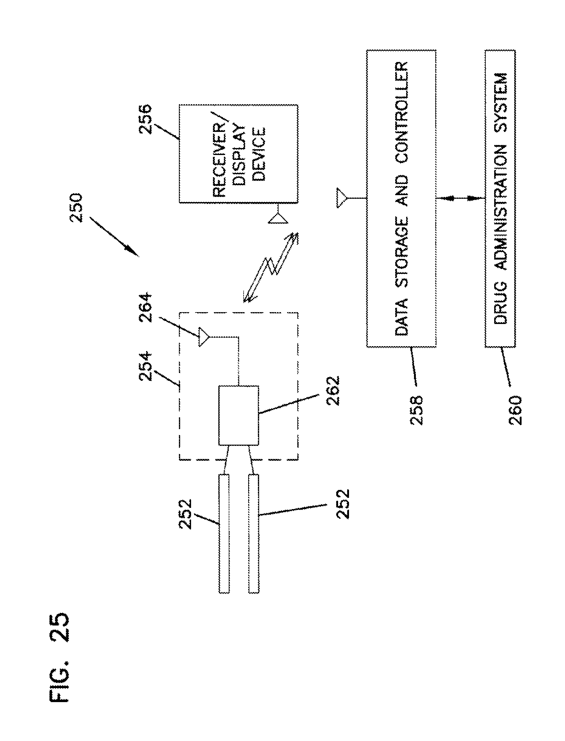 Us8231532b2 Analyte Monitoring Device And Methods Of Use Google Far West Cathodic Rectifier Wiring Diagram Patents
