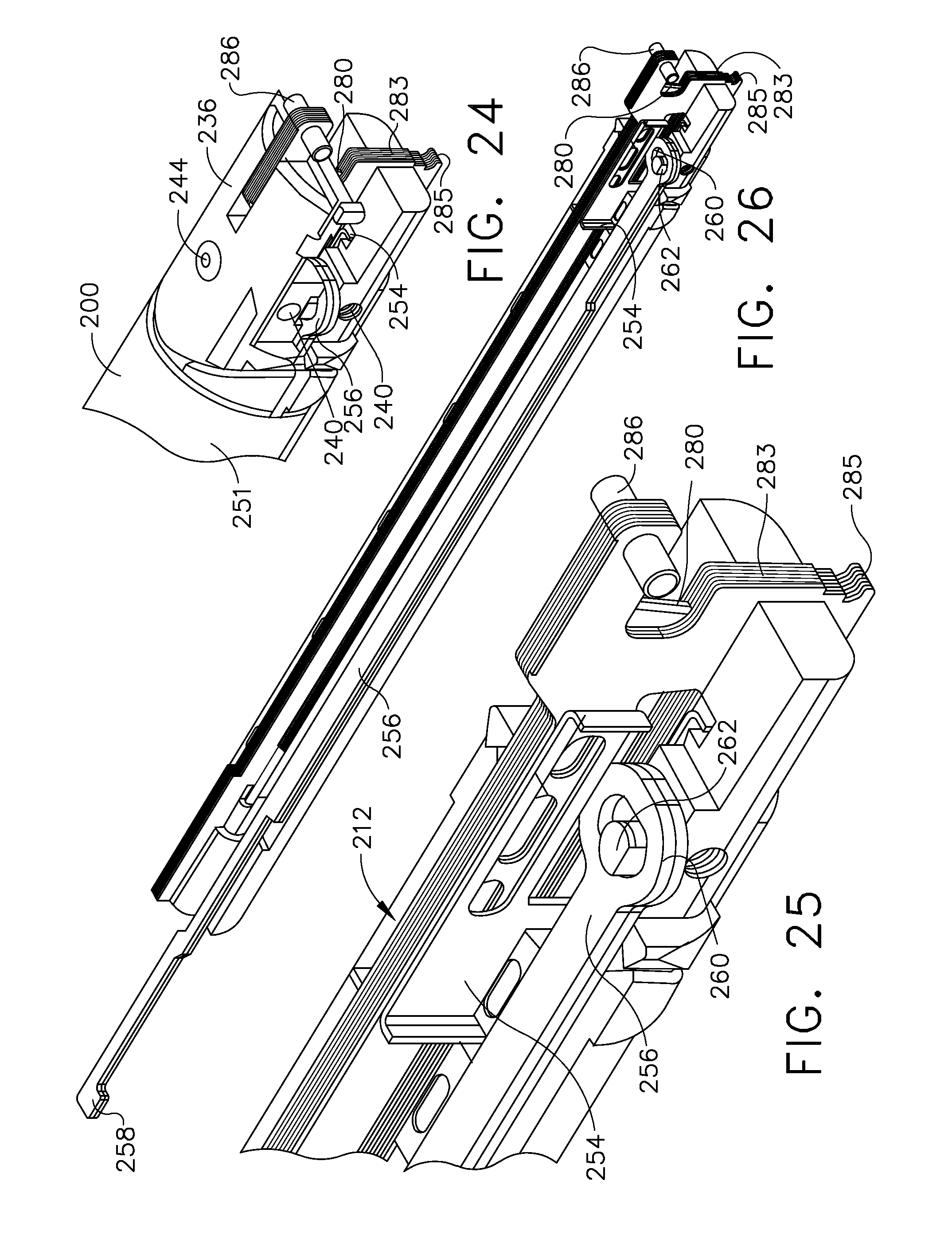 Us9585657b2 Actuator For Releasing A Layer Of Material From Morgan Olson Wiring Diagrams Surgical End Effector Google Patents
