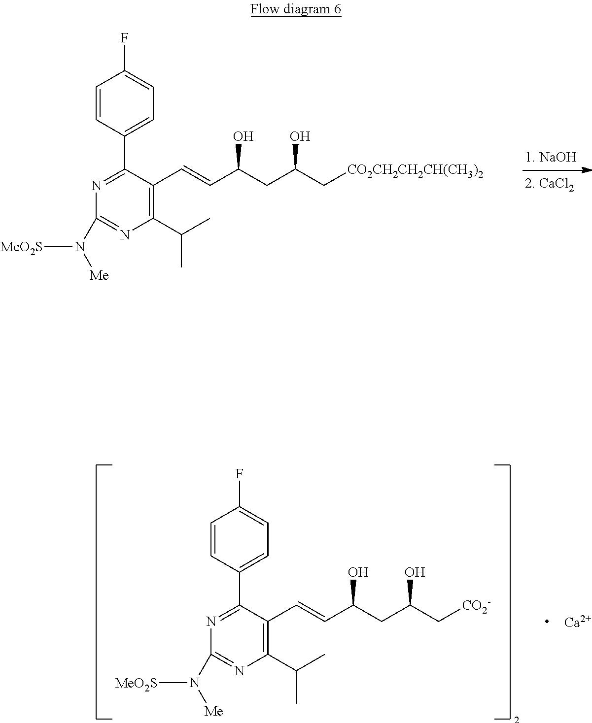 Us20130197224a1 Preparation Method Of Rosuvastatin