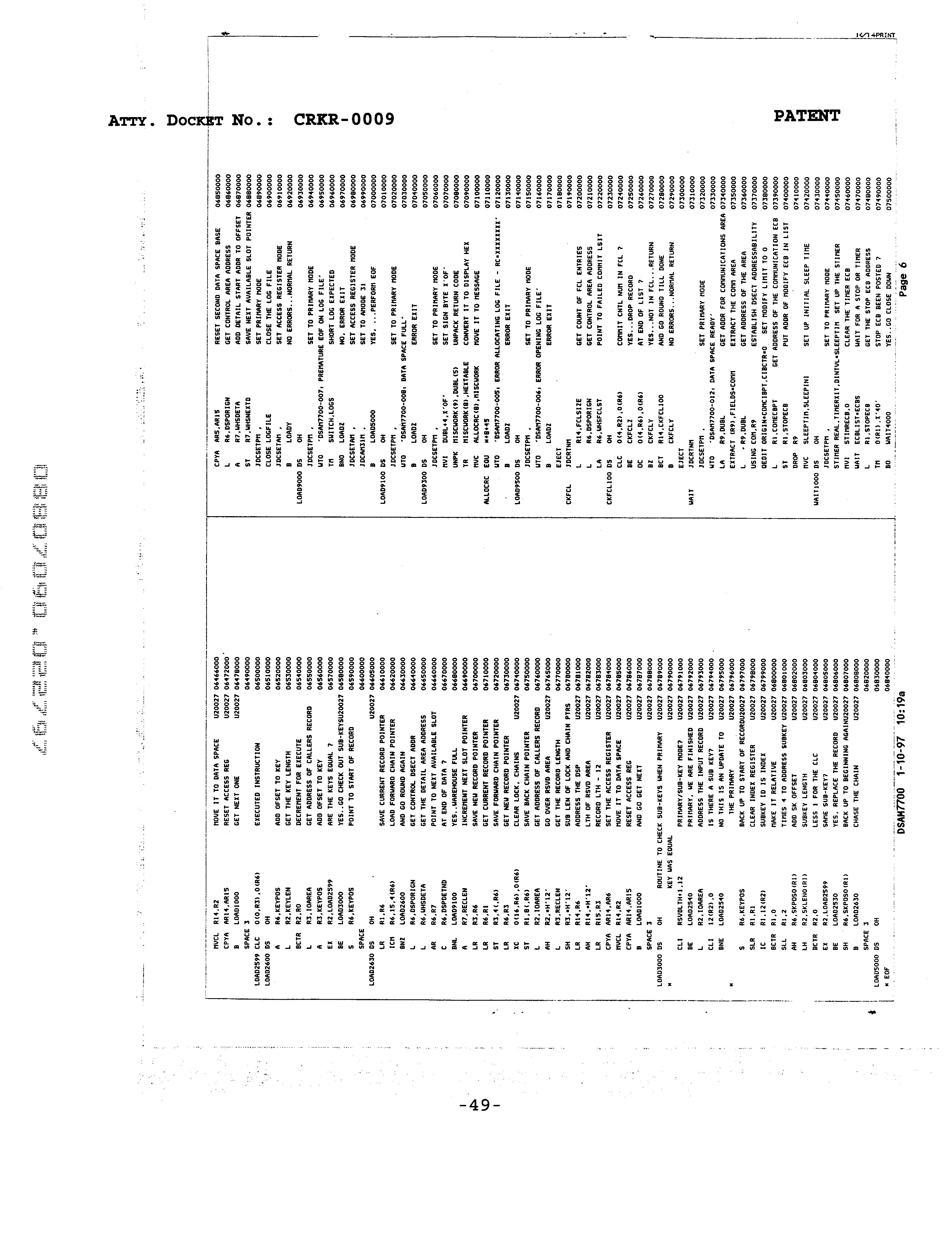 Figure US06301379-20011009-P00007