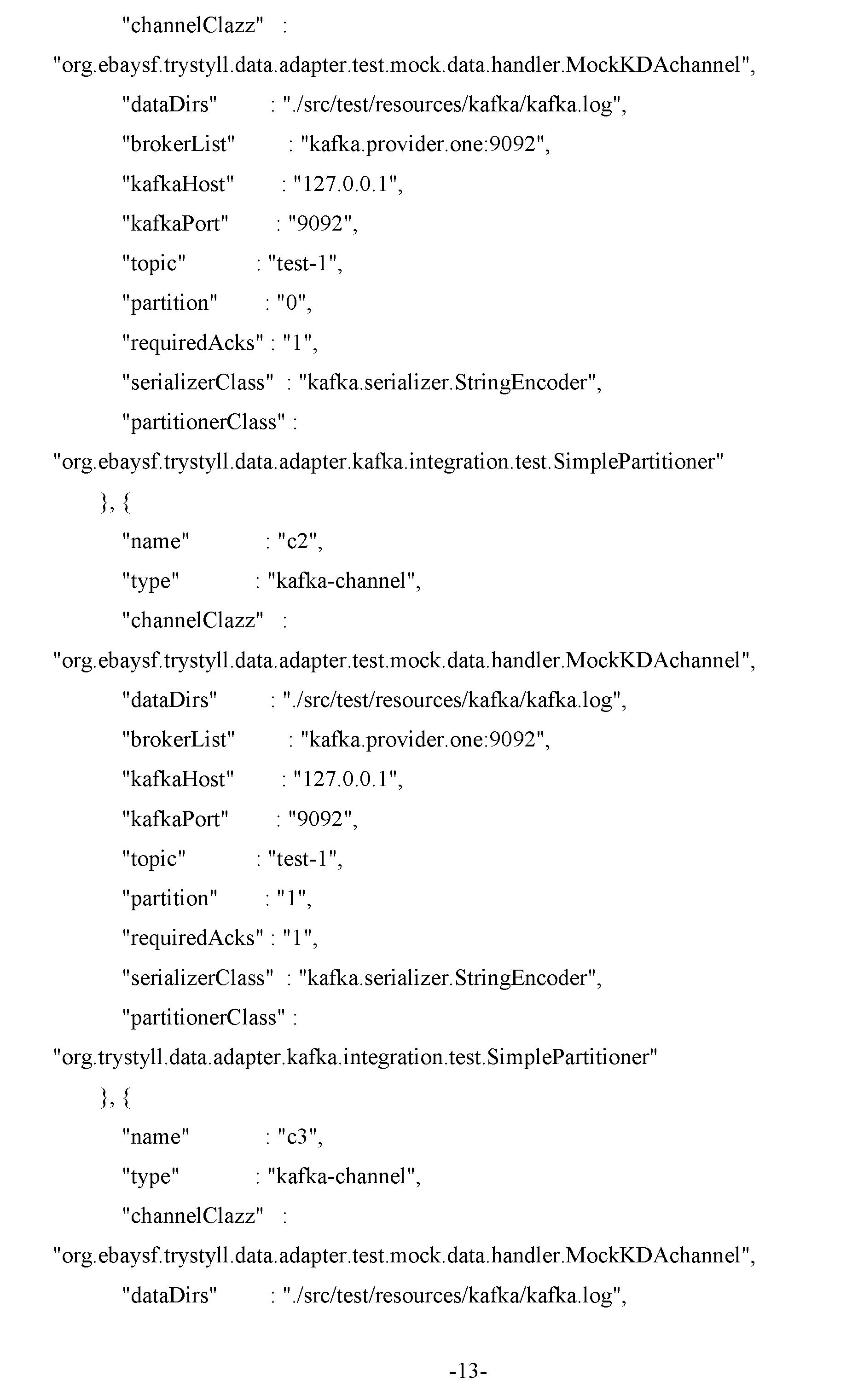 WO2016179055A1 - Constructing a data adaptor in an