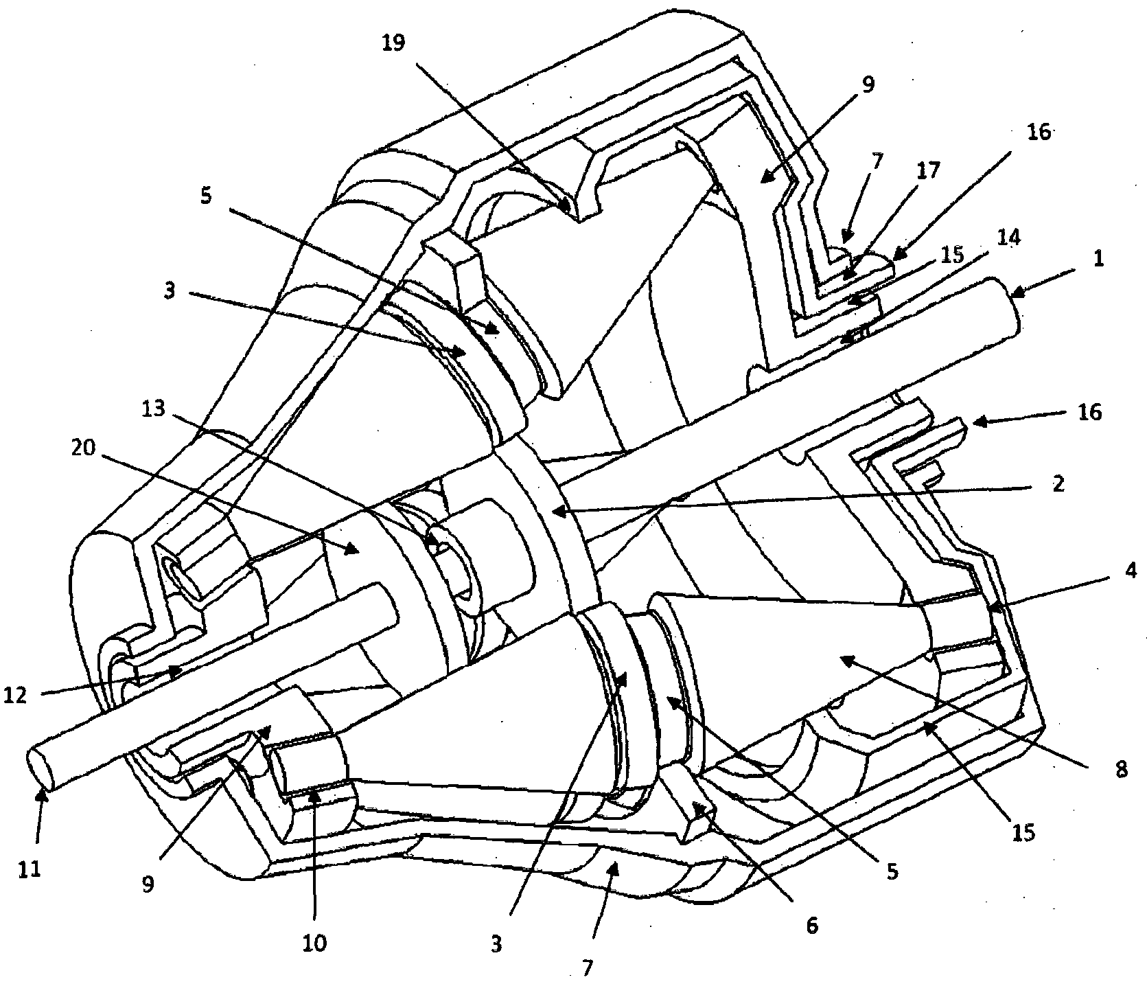 wo2014041326a1 transmission system patents Dana 60 Front End figure imgf000041 0002