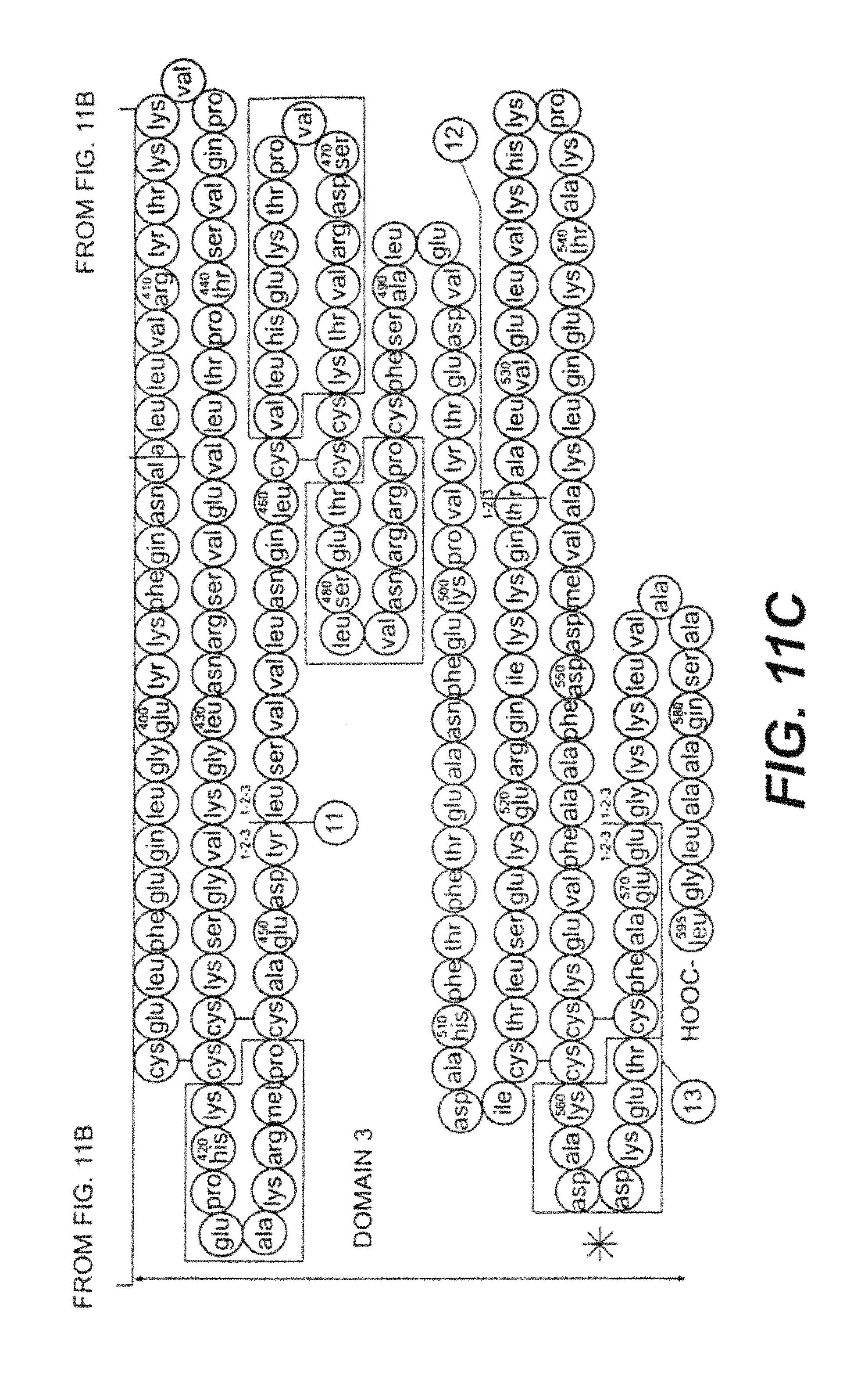 628d66141d US9821039B2 - Albumin fusion proteins - Google Patents