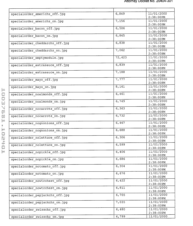 Figure US20030078793A1-20030424-P00013