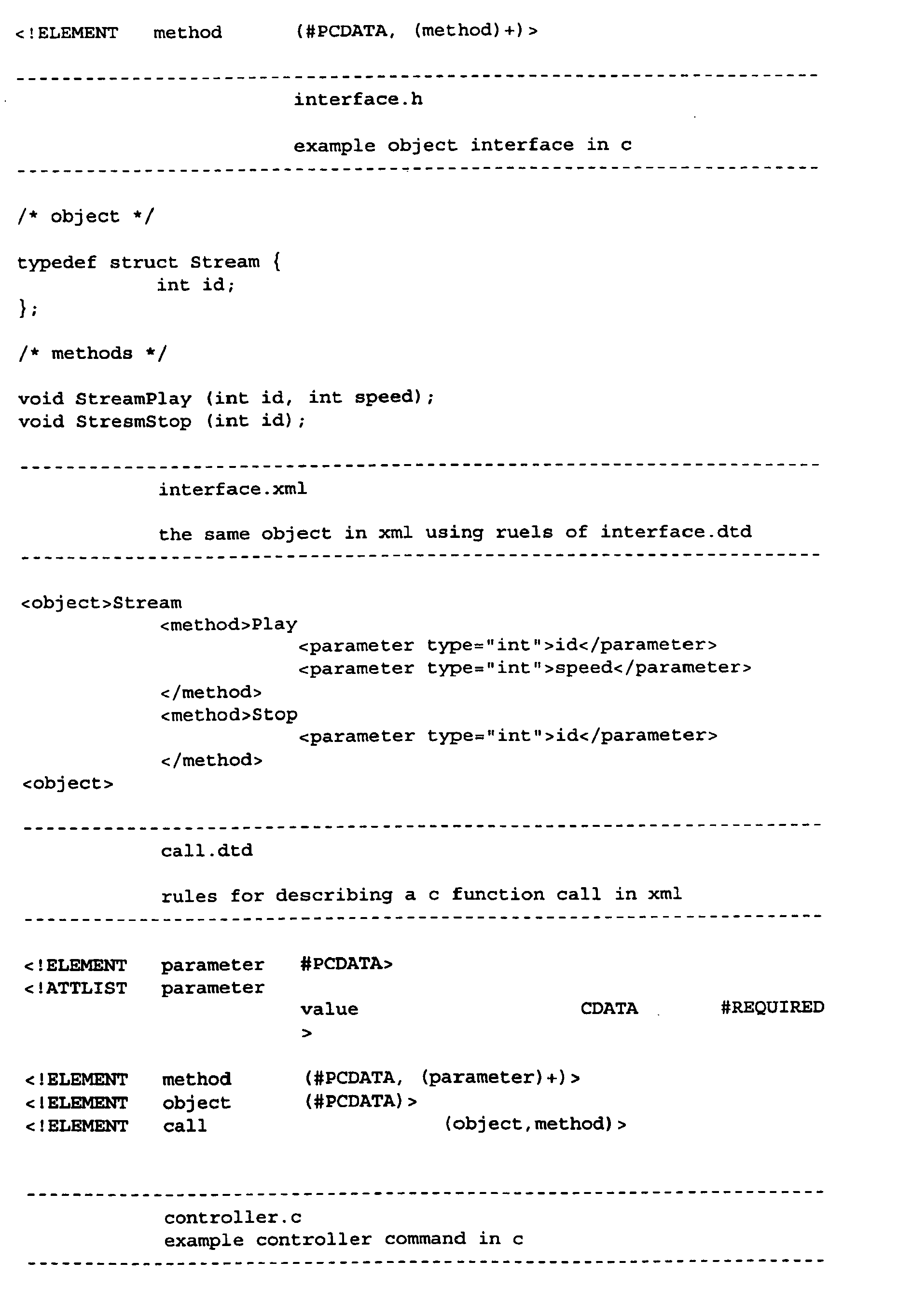 EP2101453A2 - Method and system for device to device command