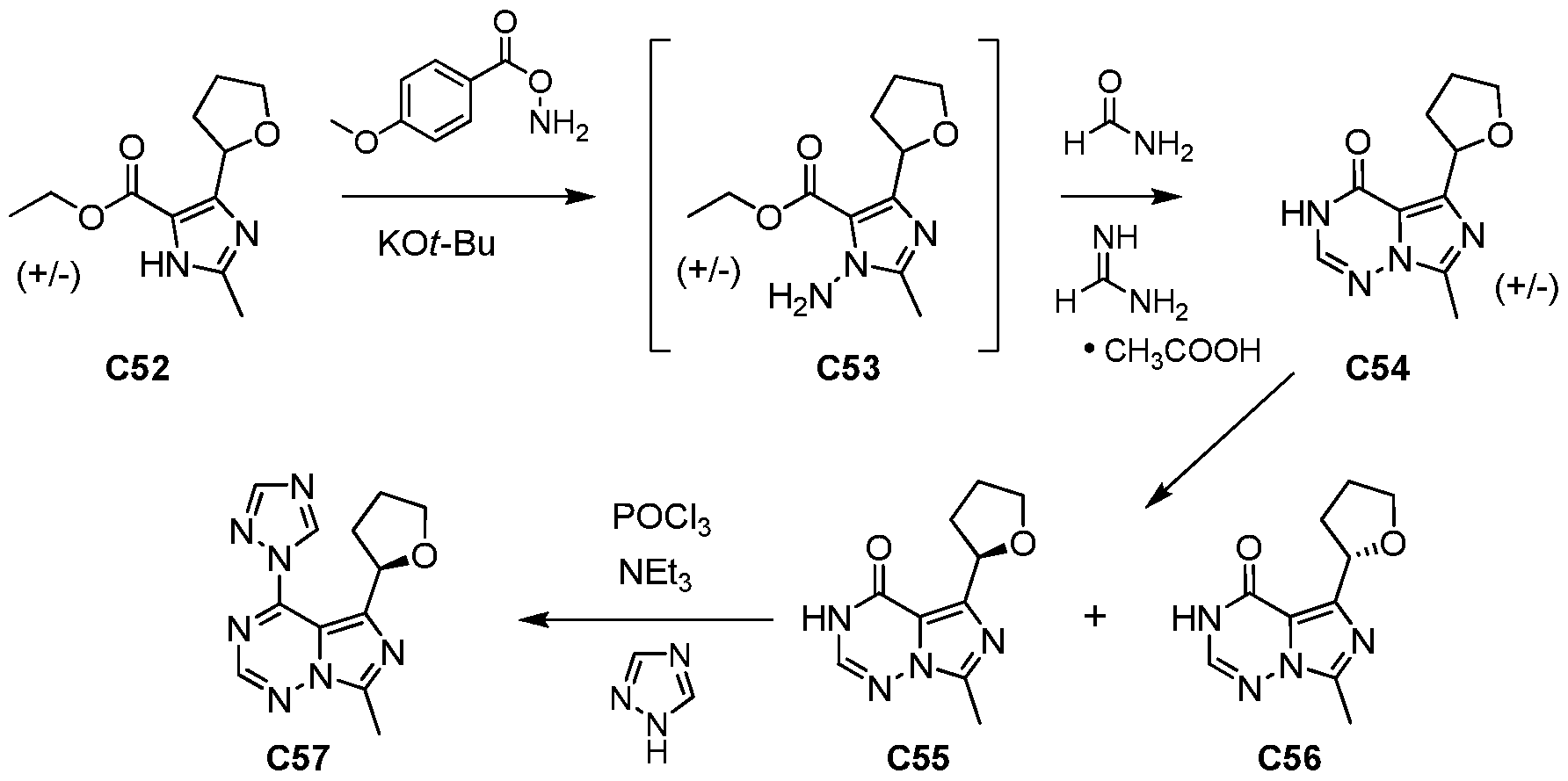 WO2014177977A1 - Imidazo-triazine derivatives as pde10