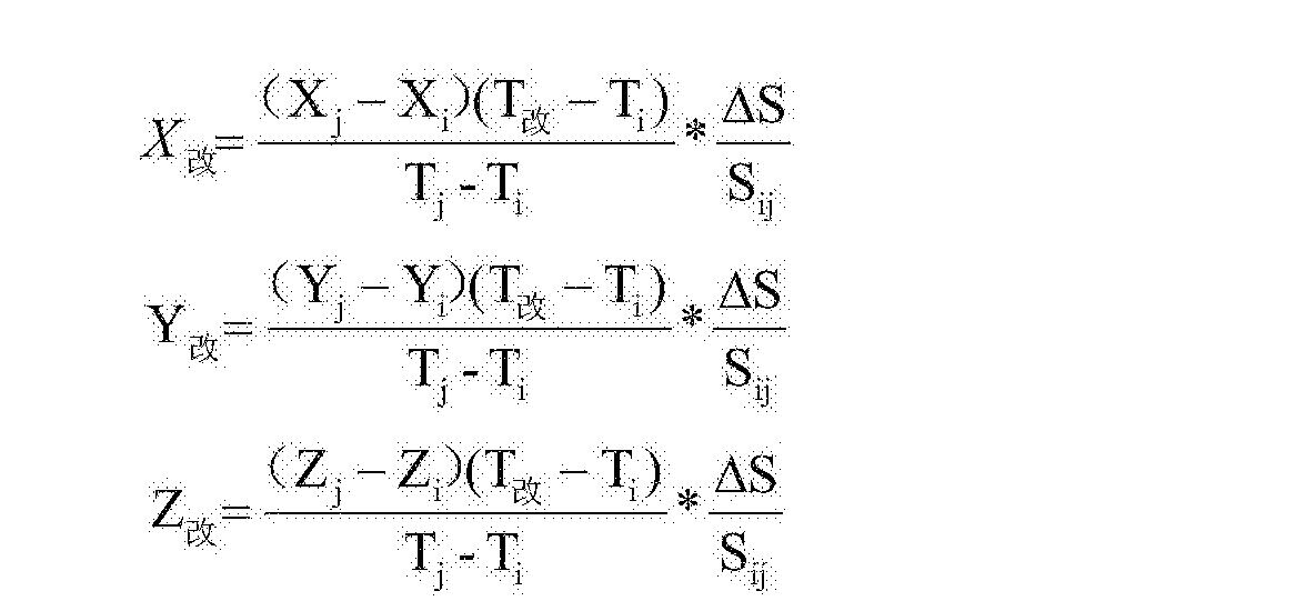 Figure CN103743383BC00021