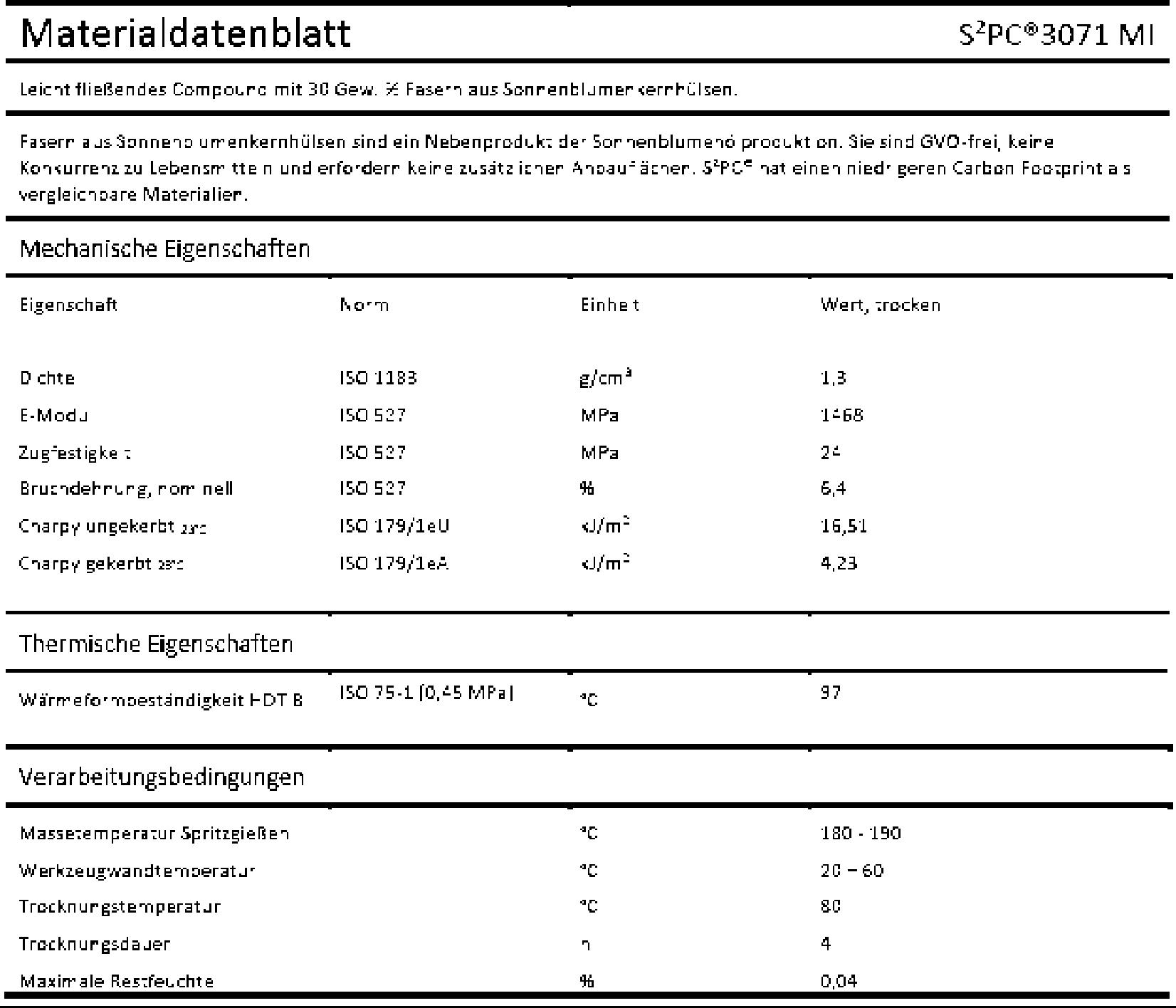 DE102016107654A1 - A method for producing a bio-plastics