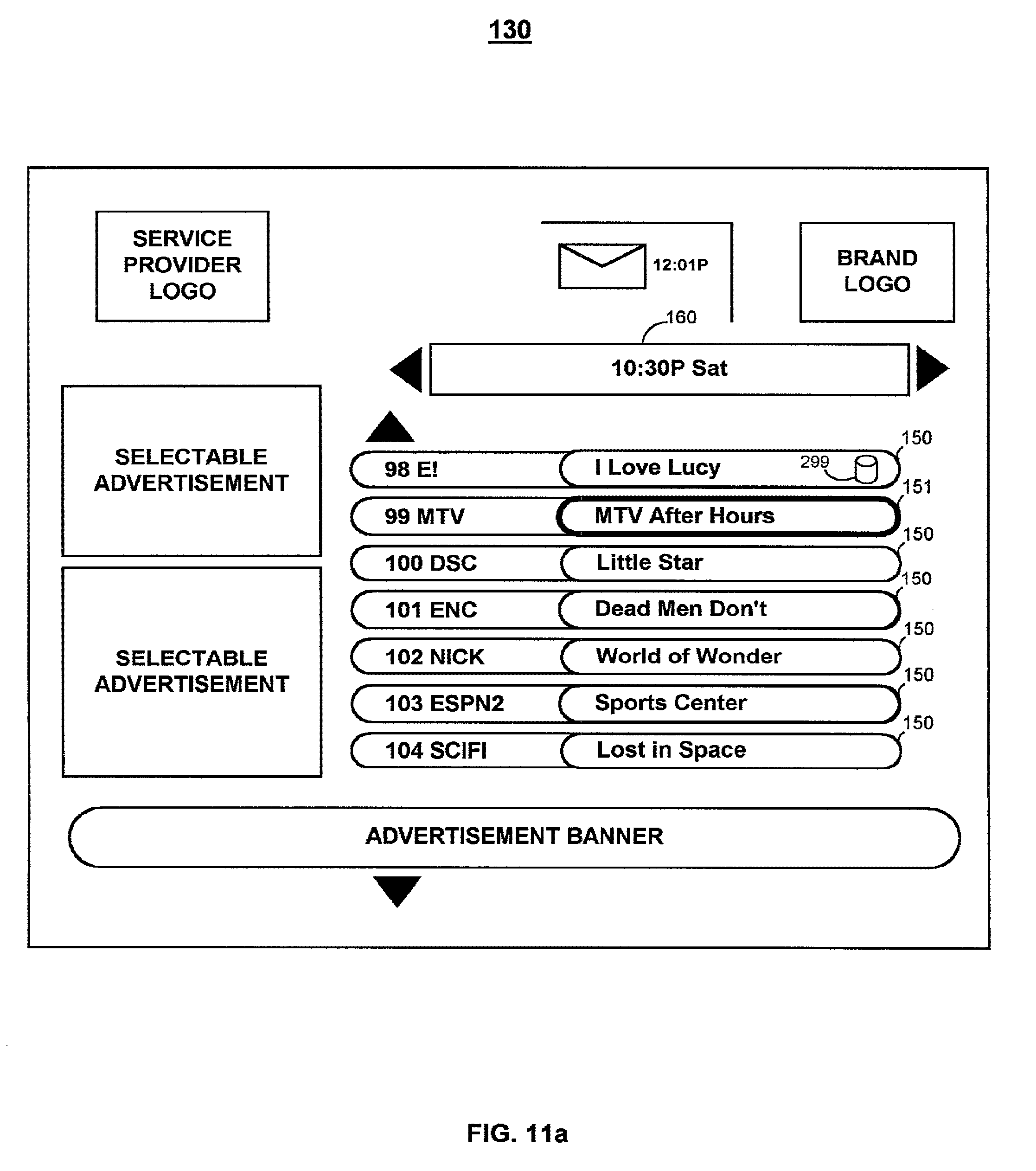 US9055319B2 - Interactive guide with recording - Google Patents