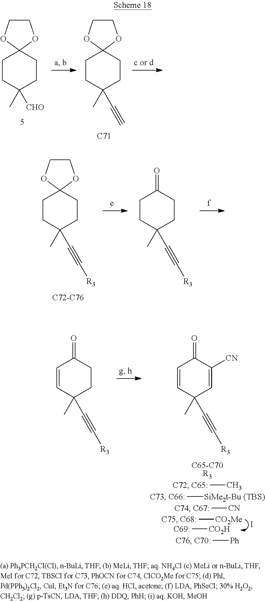 Us20130274480a1 Monocyclic Cyanoenones And Methods Of Use Thereof Circuit Shown In Figure 3201 The Has Two Starting Resistor 20131017 C00061