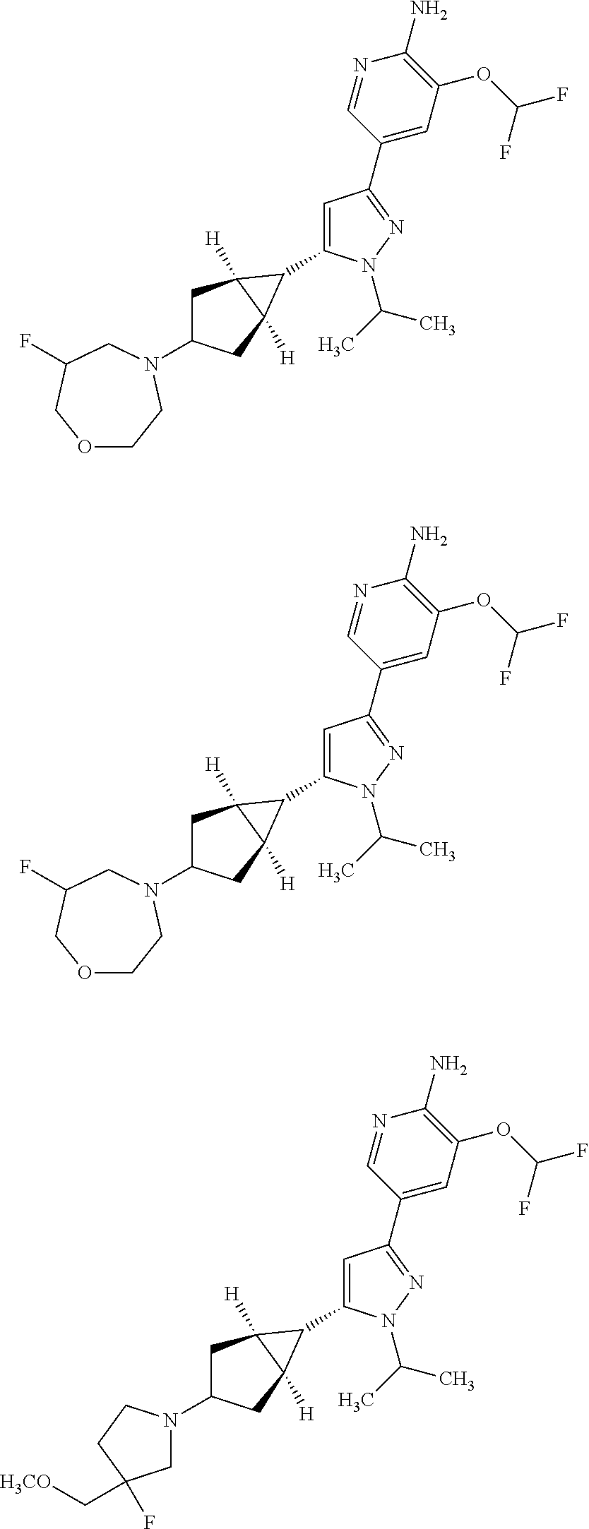 us9365583b2 substituted pyrazoles and uses thereof patents McDonnell Douglas F -15 Eagle figure us09365583 20160614 c00076