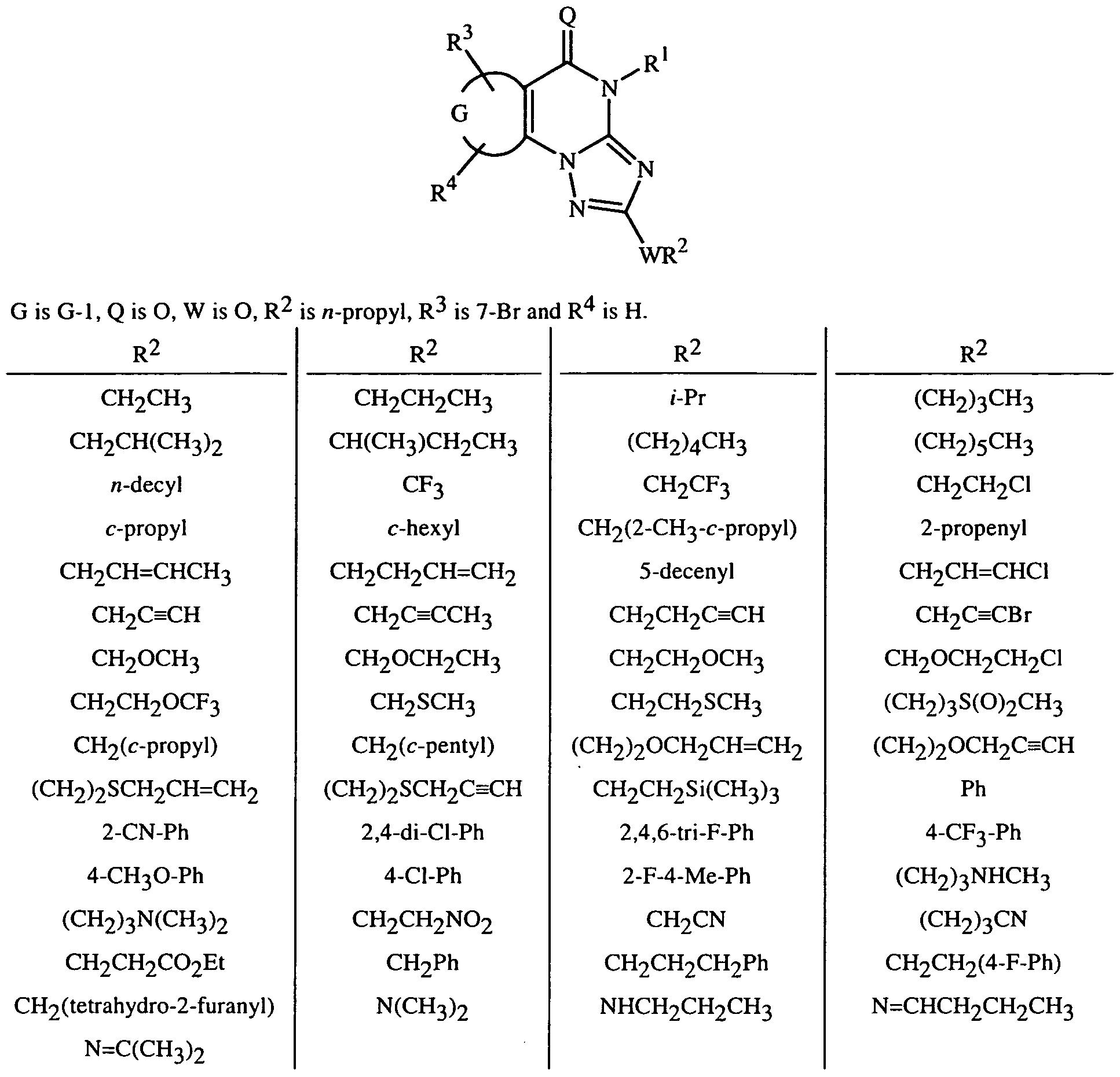 WO2008103357A1 - Fungicidal tricyclic 1,2,4-triazoles - Google Patents