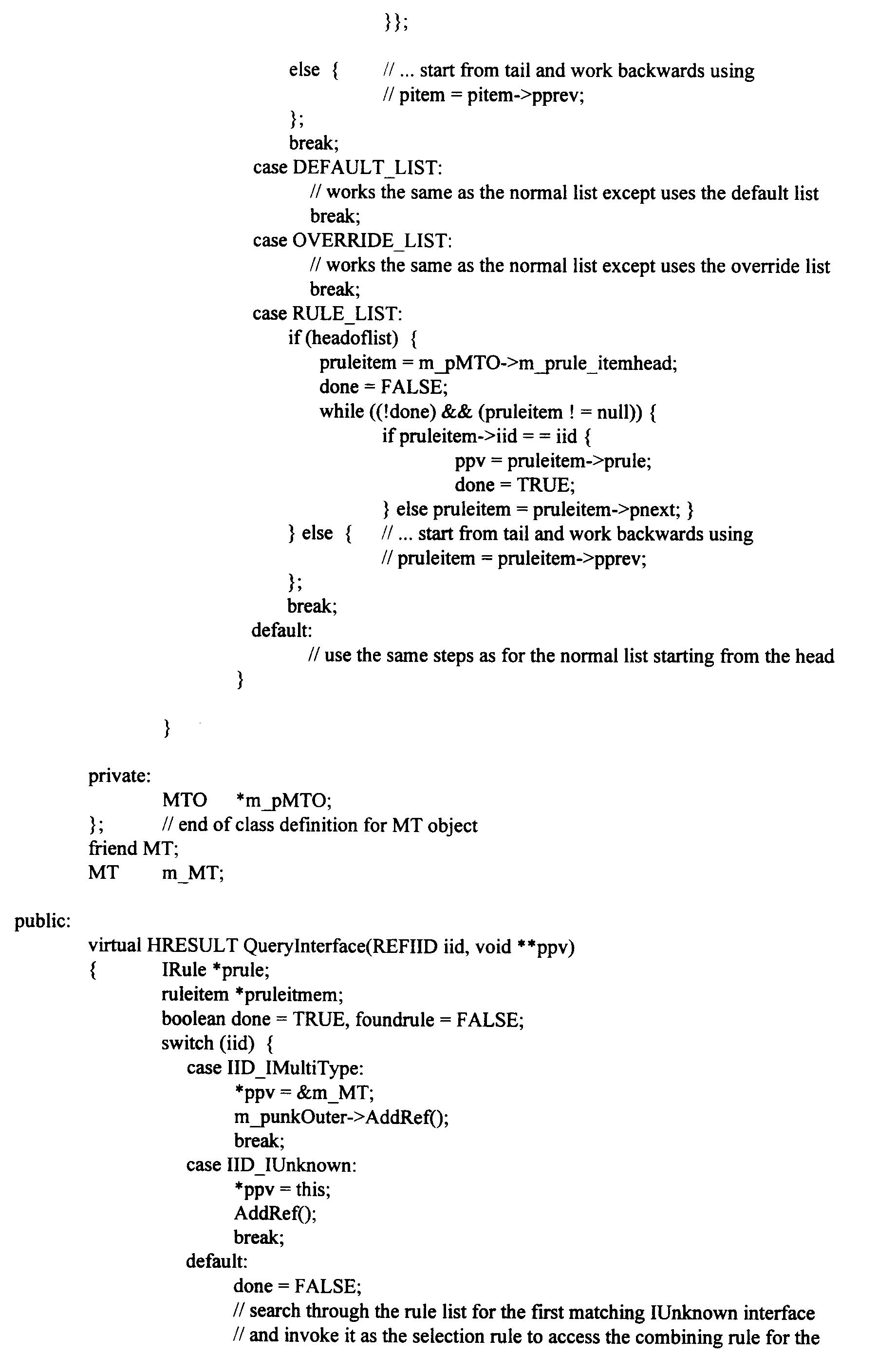 EP0664510A2 - Method and system for aggregating objects