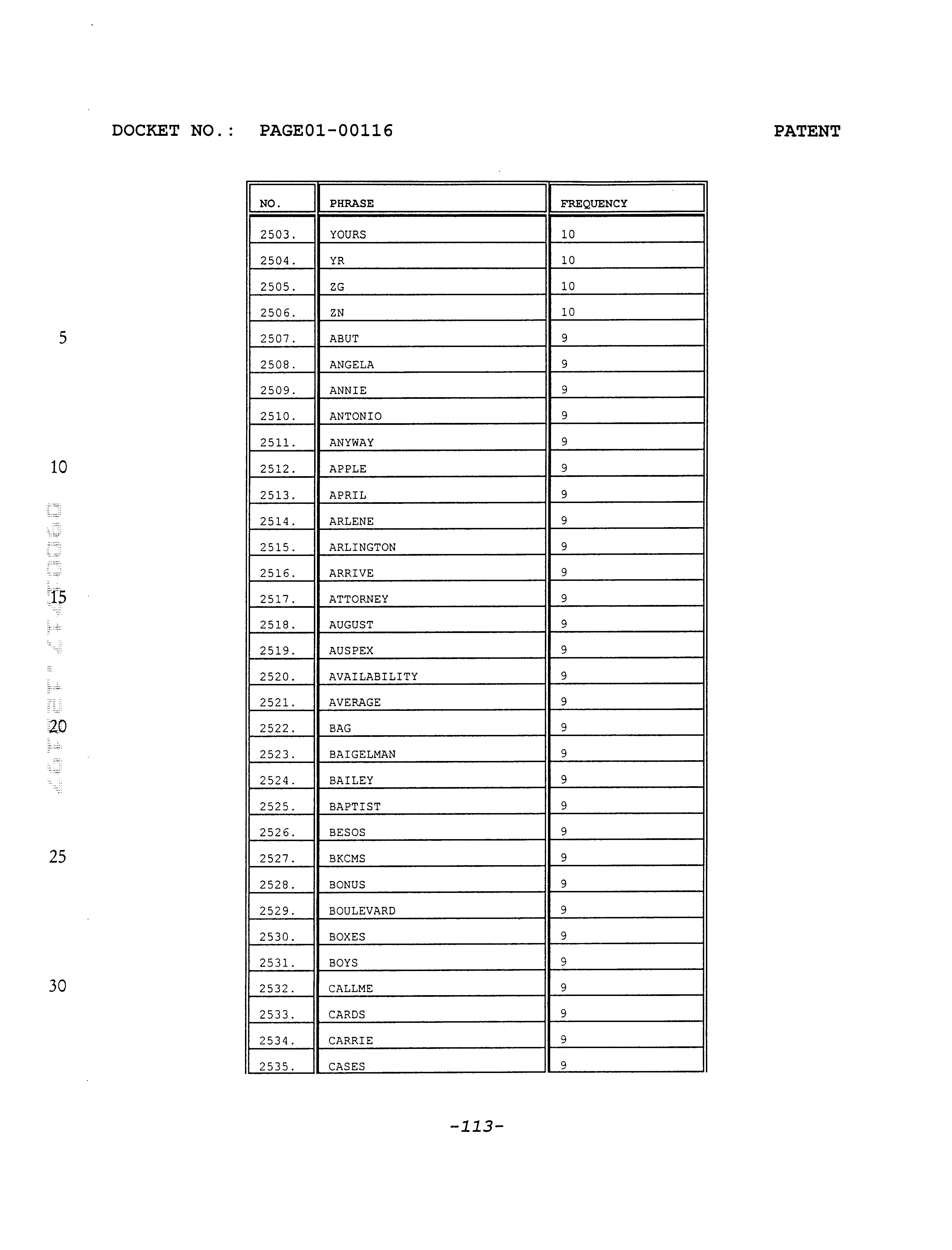 Figure US06198808-20010306-P00077