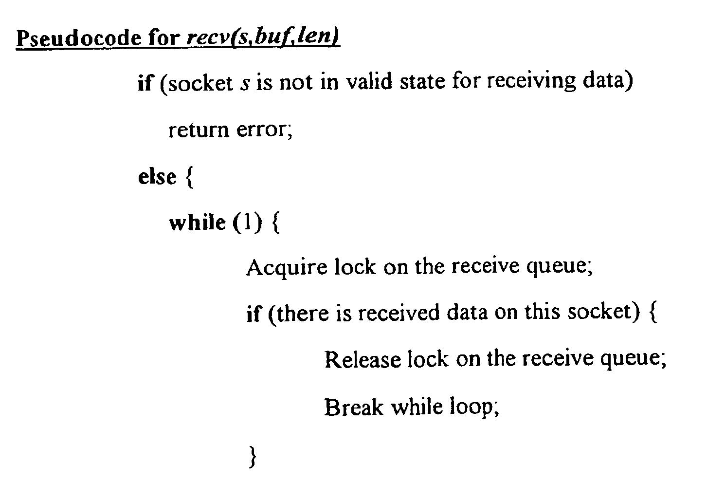 EP1142215B1 - A credit based flow control method - Google