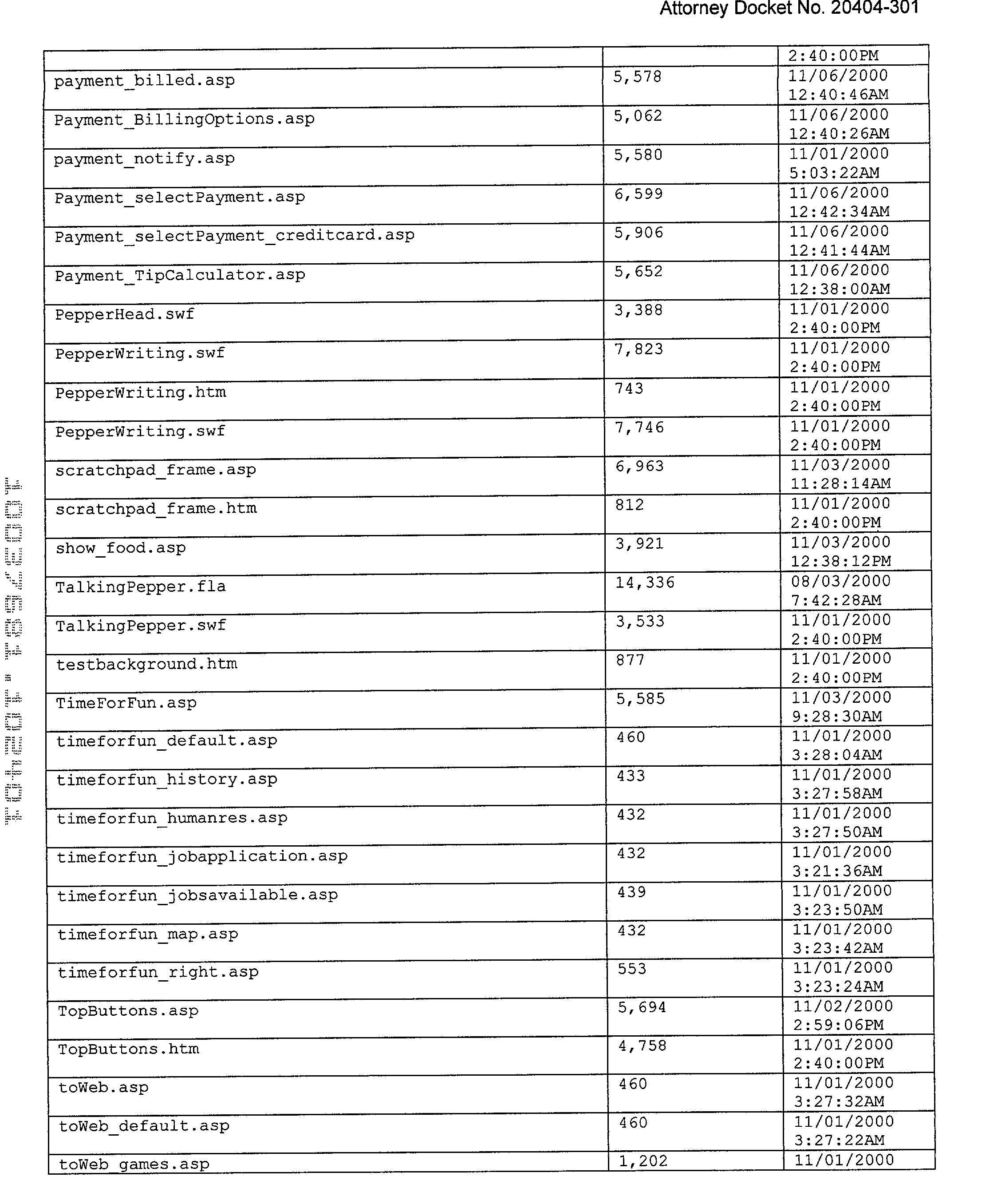 Figure US20030078793A1-20030424-P00003