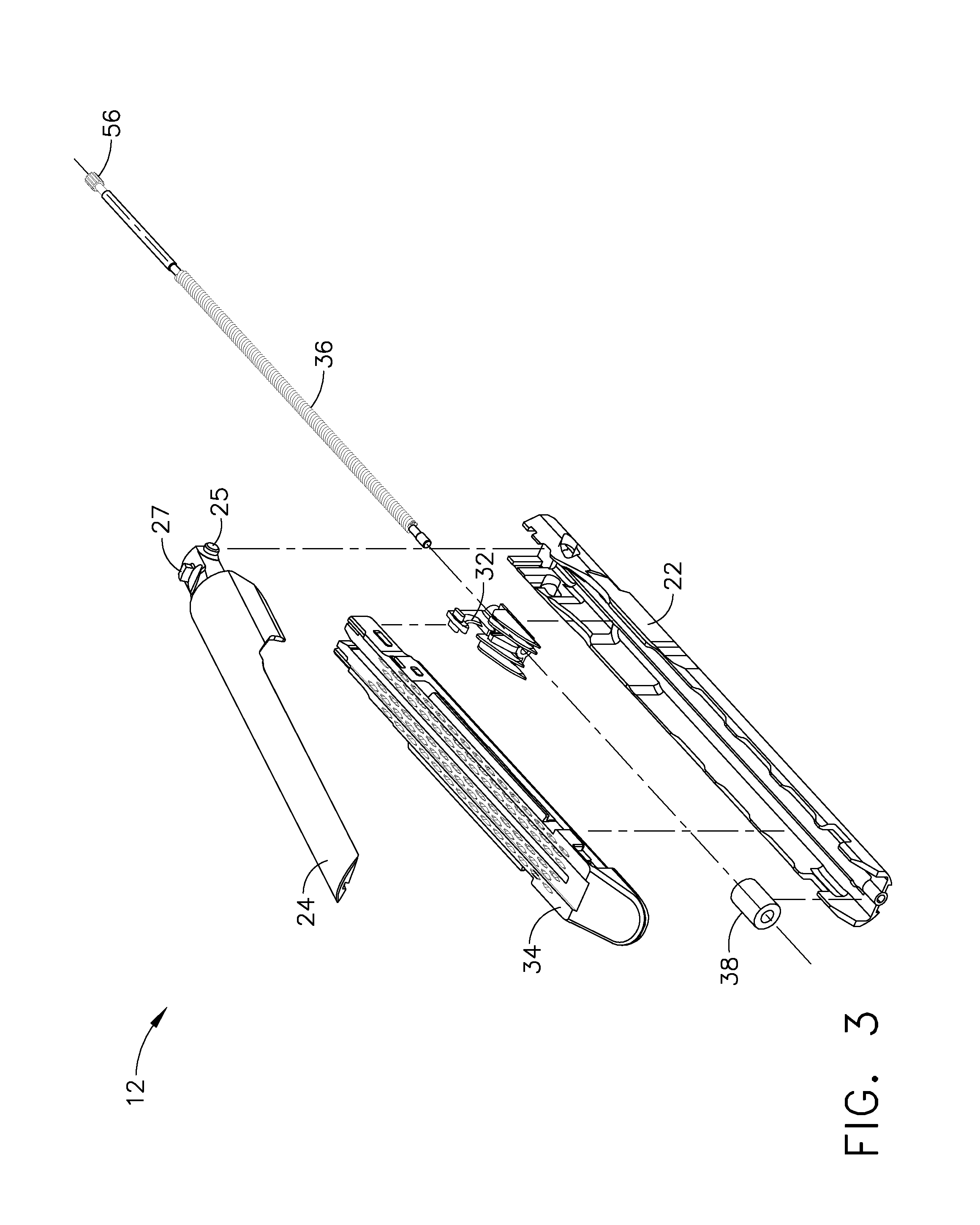 US8840603B2 - Surgical instrument with wireless