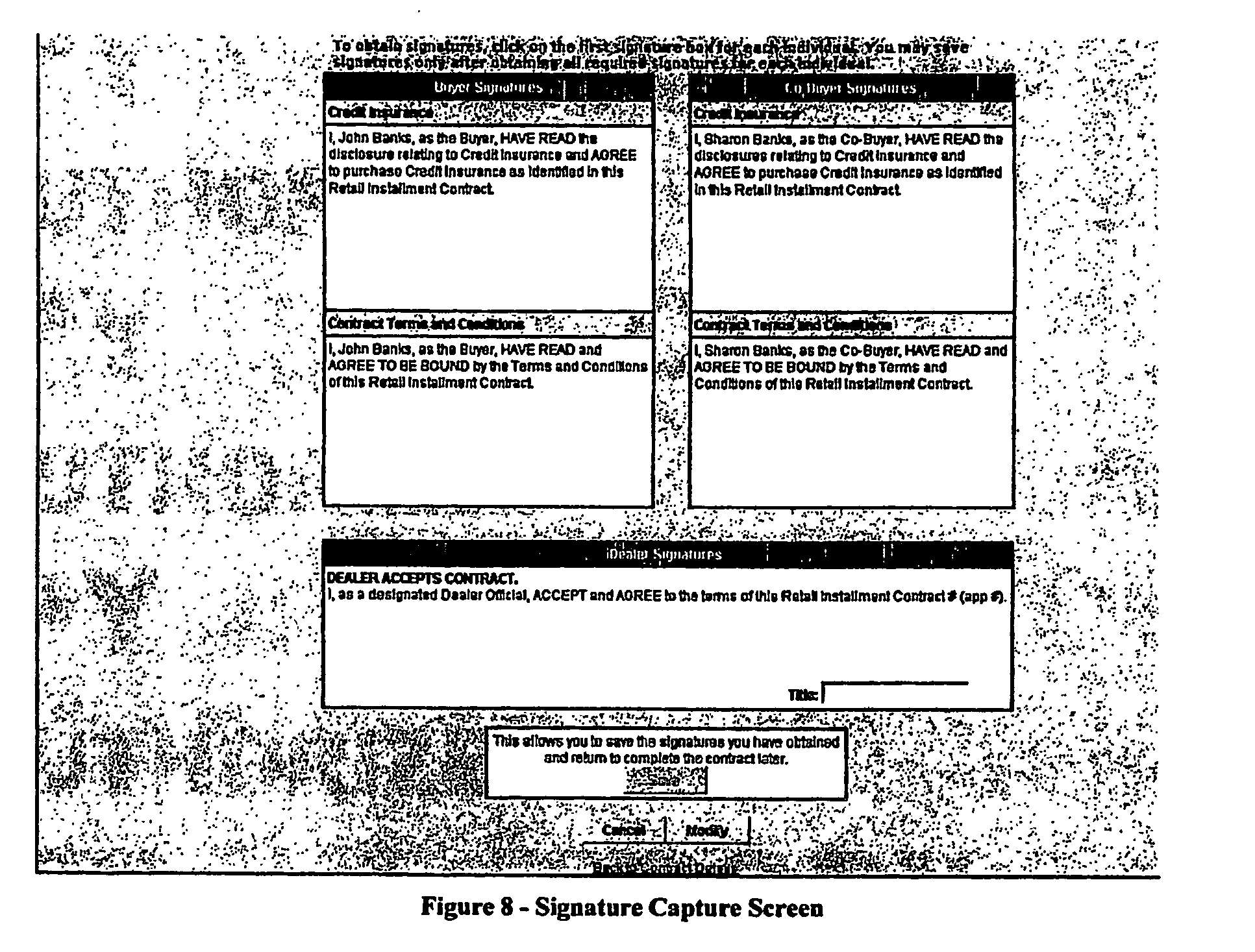 Us20060277123a1 Integrated Electronic Credit Application