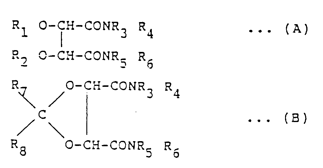 Ep0298695b1 Tartaric Acid Amide Derivative And Method Of Producing