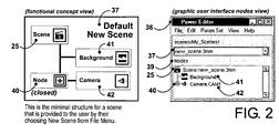 US20060181537A1 - Cybernetic 3D music visualizer - Google Patents