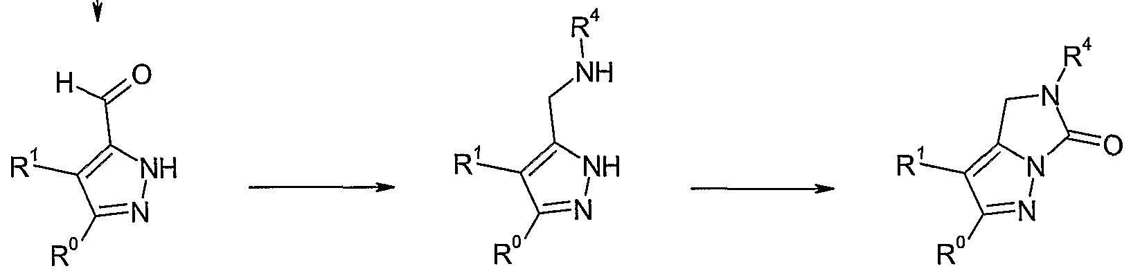 WO2005061506A1 - Bicyclic pyrazolyl and imidazolyl compounds