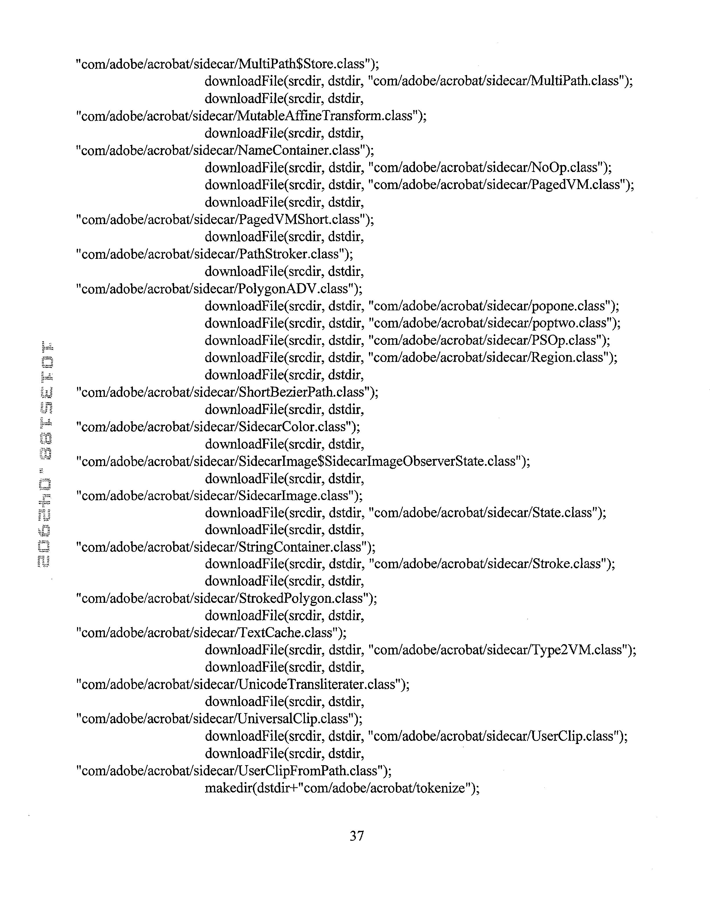 Figure US20030037253A1-20030220-P00107