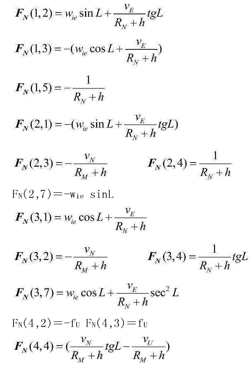 Figure CN103759730BD00113