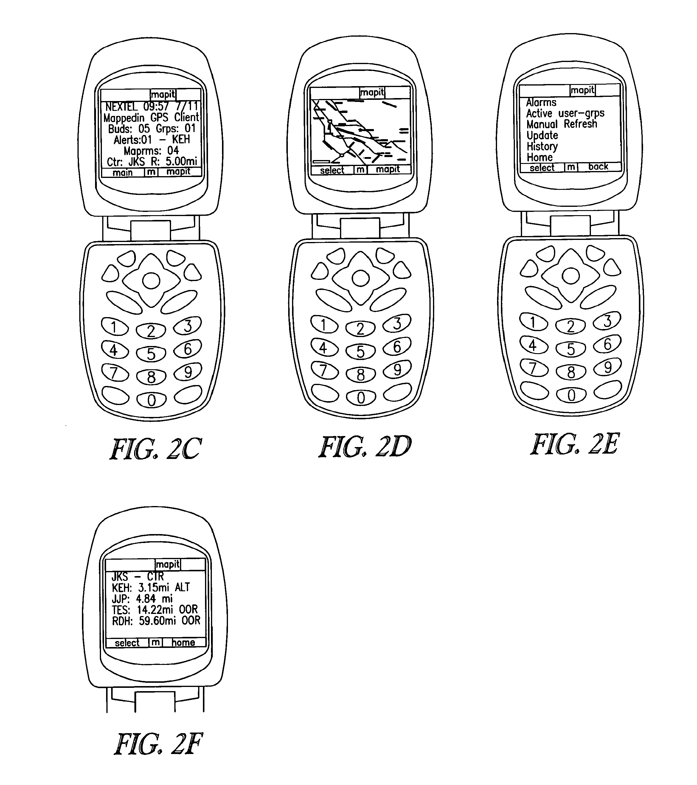 Us8385964b2 methods and apparatuses for geospatial based sharing us8385964b2 methods and apparatuses for geospatial based sharing of information by multiple devices google patents fandeluxe Choice Image