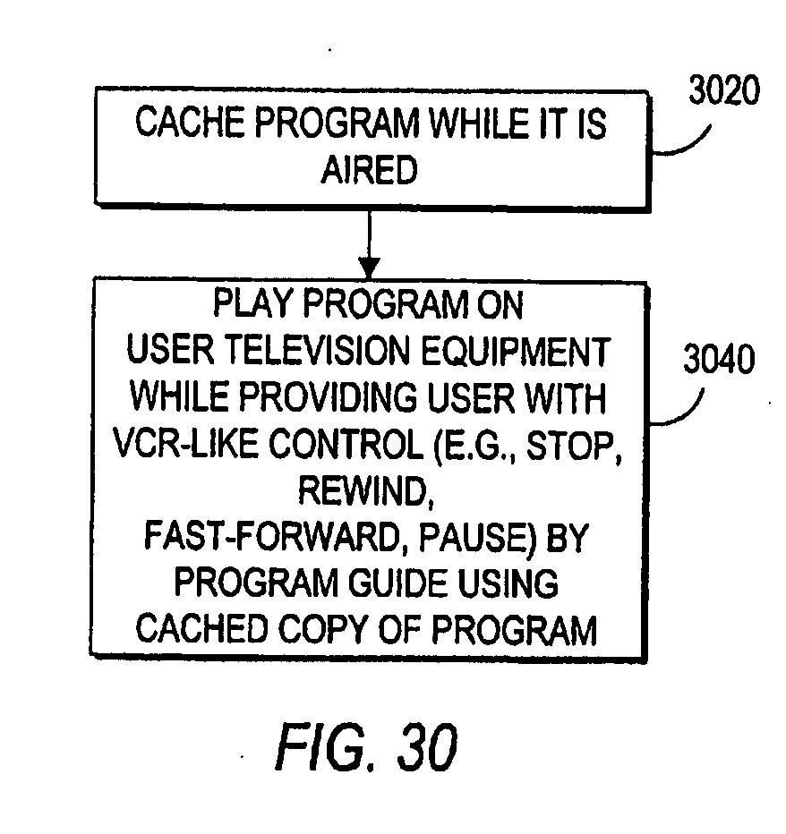 US20070157253A1 - Client-server based interactive television