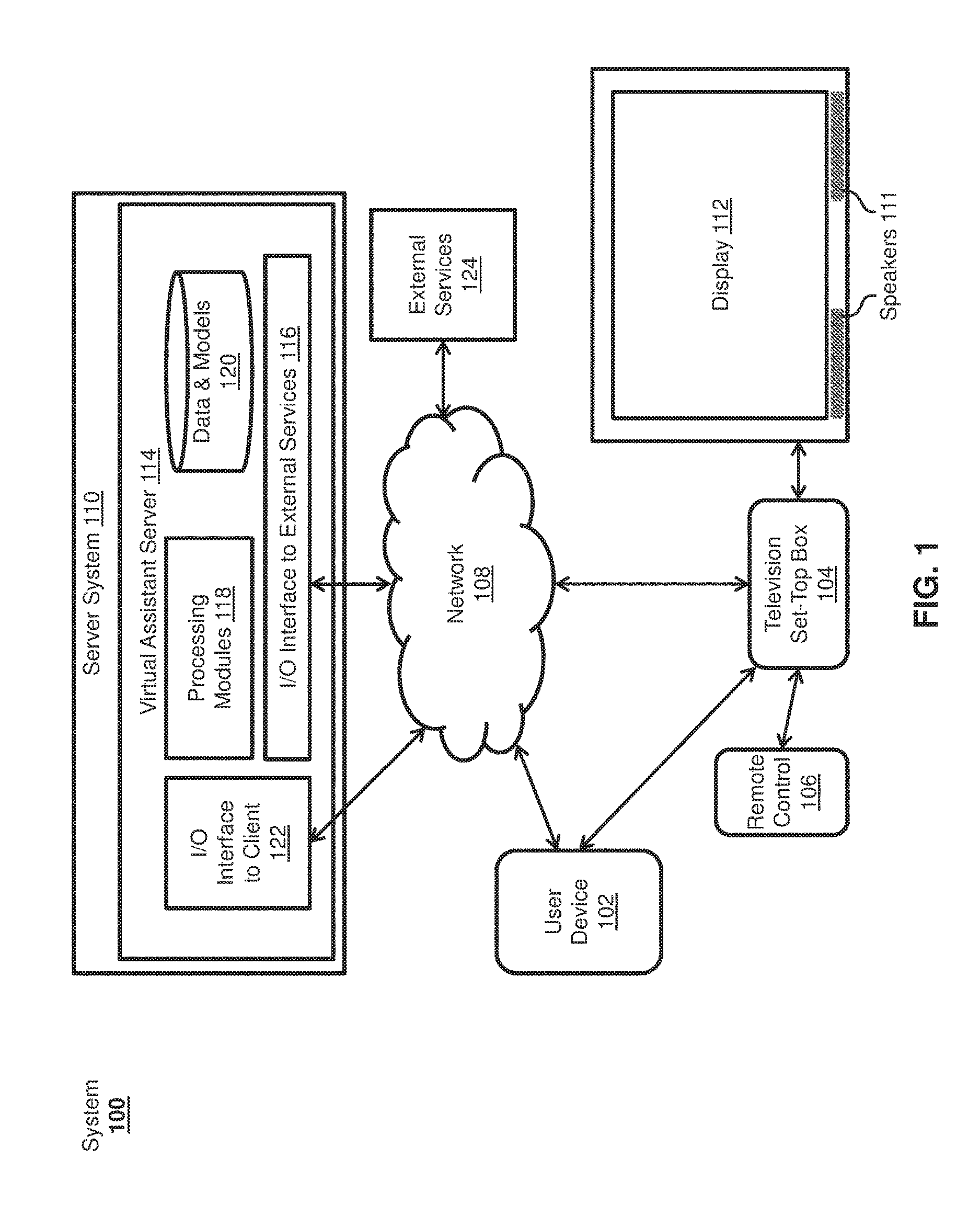 US9668024B2 - Intelligent automated assistant for TV user interactions -  Google Patents