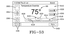 US20120310418A1 - Hvac controller user interfaces - Google
