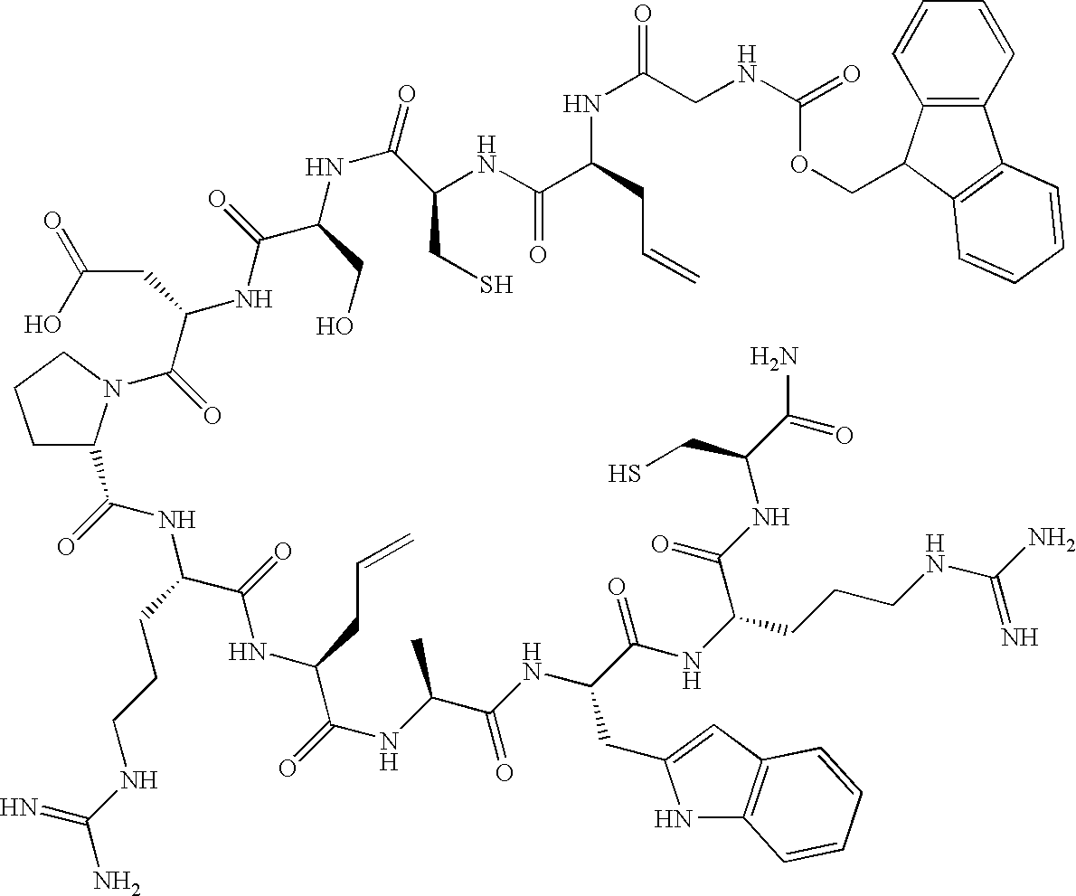 us20100022749a1 contoxin analogues and methods for synthesizing  figure us20100022749a1 20100128 c00077